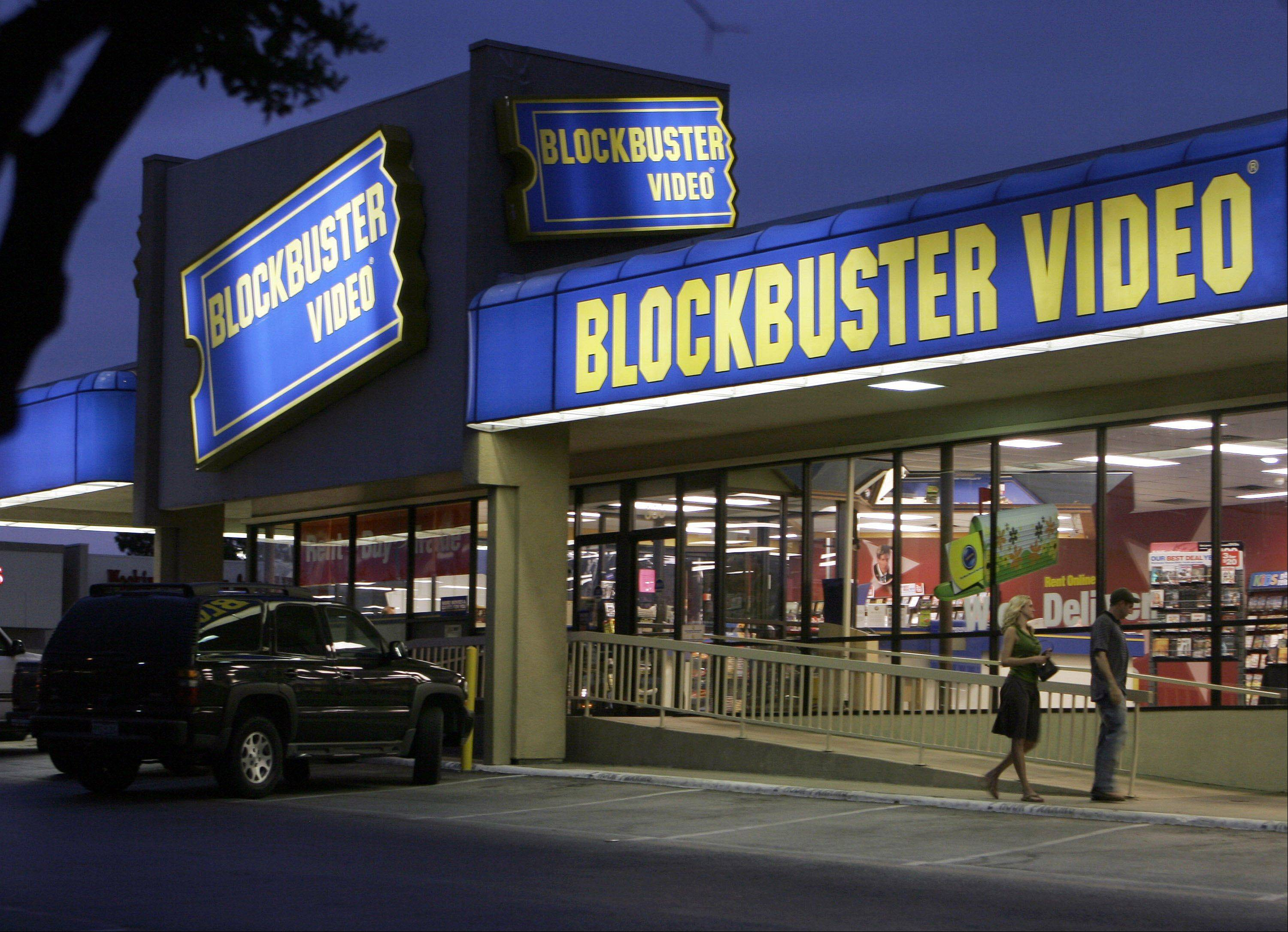 Dish Network Corp. says it plans to close about 300 Blockbuster stores across the country, losing about 3,000 employees.