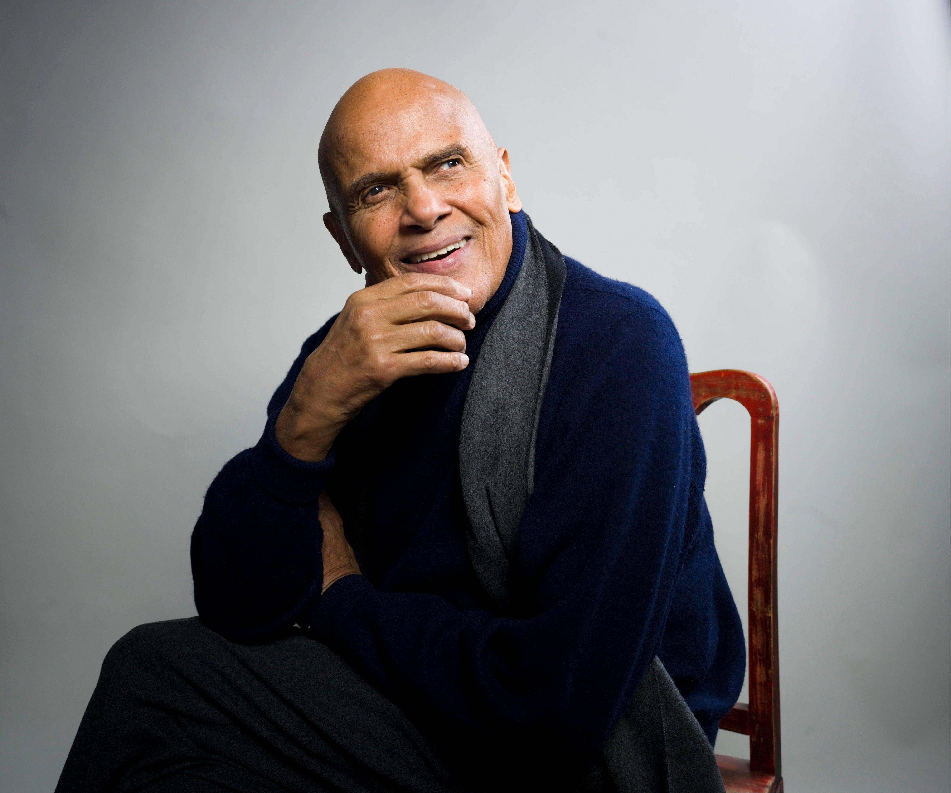 Actor, singer and activist Harry Belafonte is the keynote speaker for Northwestern University's celebratory events this month in honor of Martin Luther King Jr.