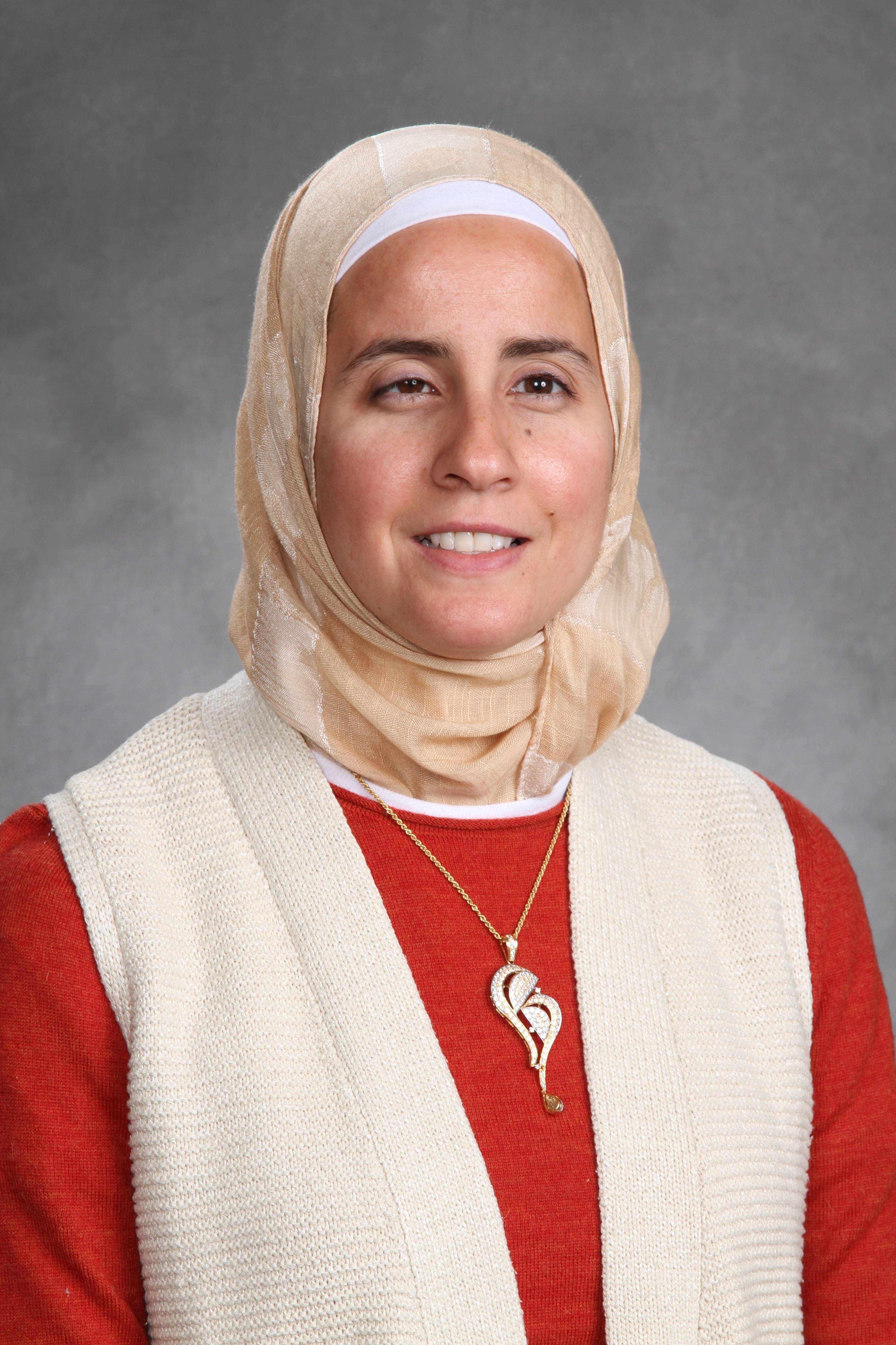 Dr. Nour Akhras, a pediatric hospitalist and infectious disease specialist who will play a pivotal role in providing care for