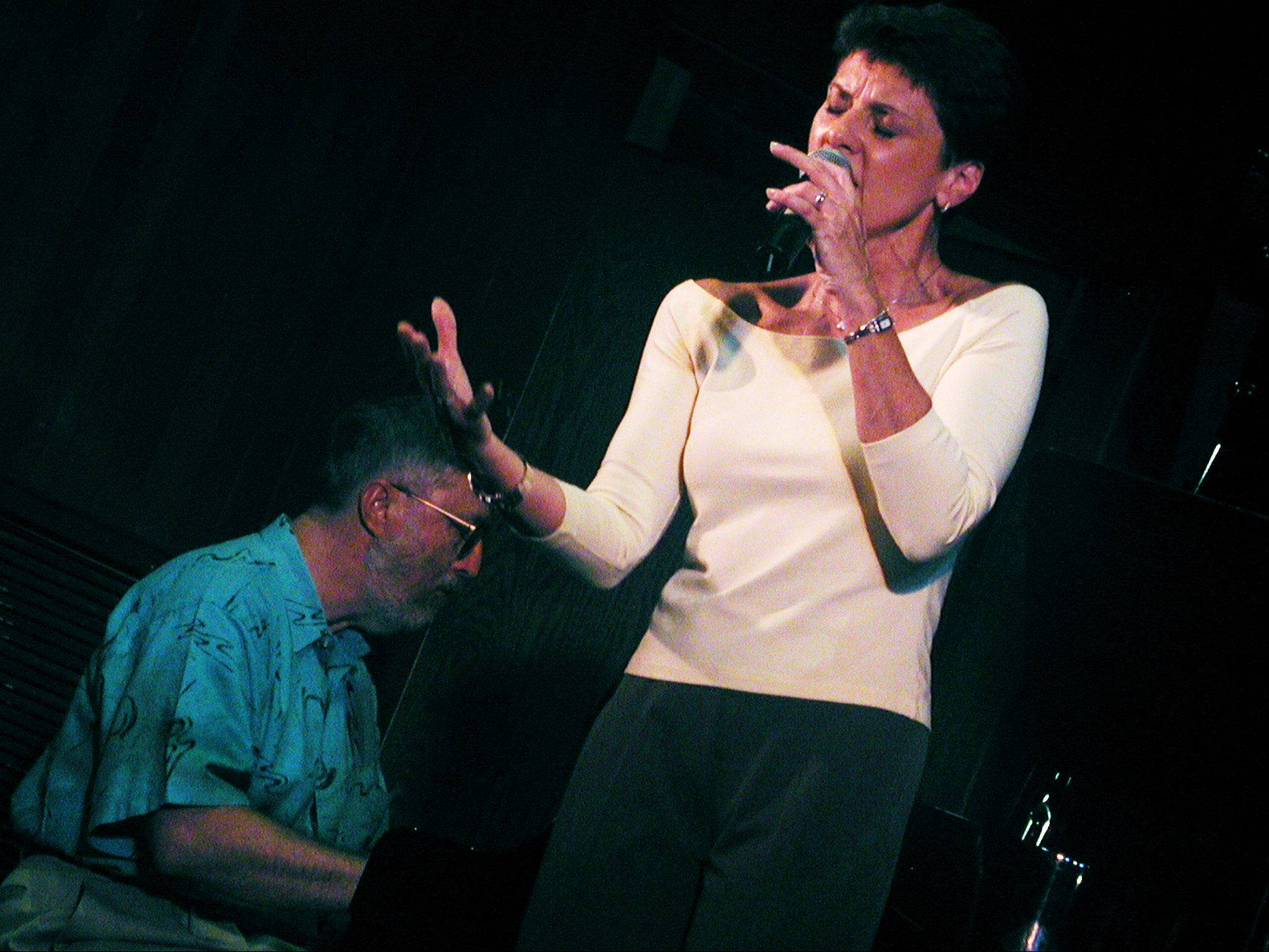 Jazz vocalist Janice Borla and other performers and educators lead classes and workshops by day and perform by night during her summer vocal jazz camp in Naperville.