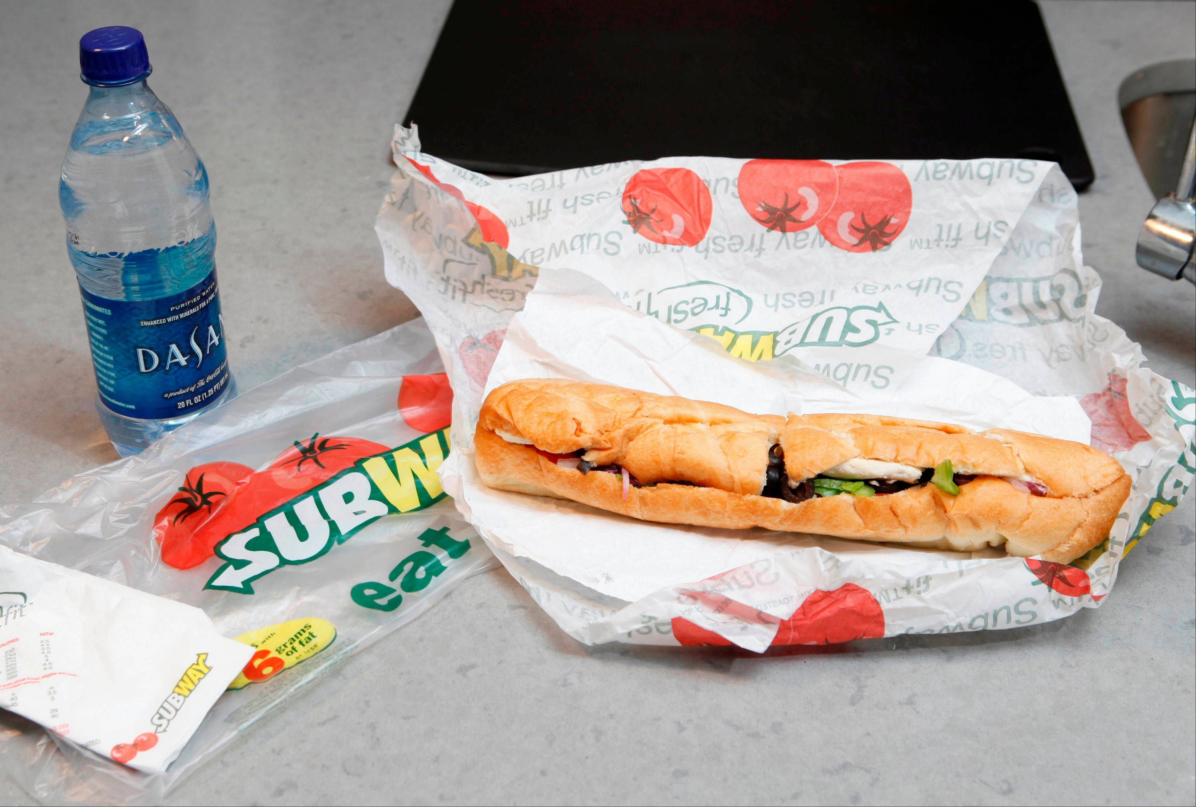 Subway, the world's largest fast food chain, is facing criticism after an Australian man posted a picture on the company's Facebook page on Jan. 16 of one of its famous sandwiches next to a tape measure that seems to shows it's not as long as promised. Now Subway is being sued by two men in New Jersey over the issue.