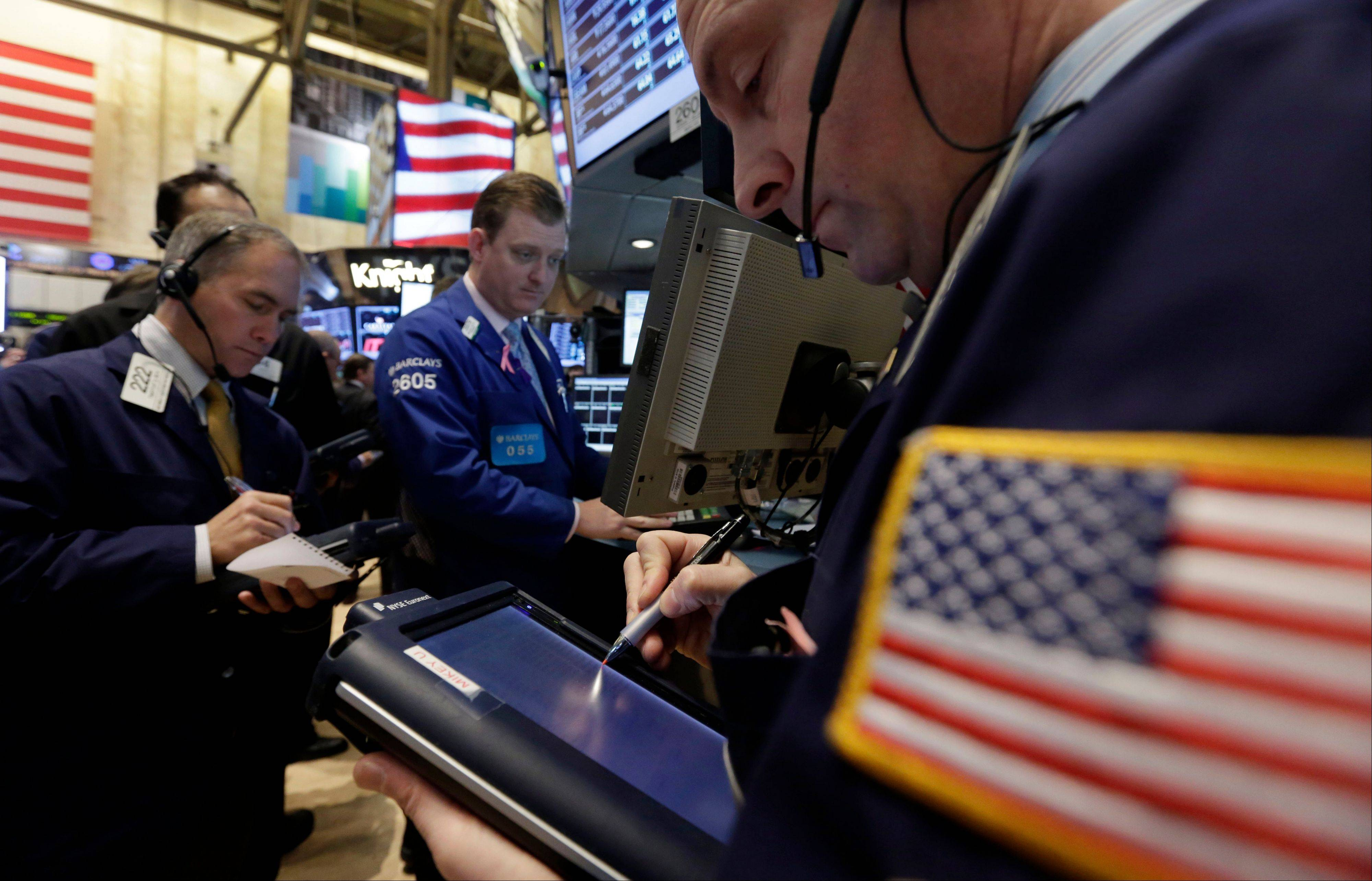 Sstocks rose, after benchmark indexes reached five-year highs, as lawmakers voted to temporarily suspend the federal debt limit and technology stocks rallied amid better-than-forecast earnings.