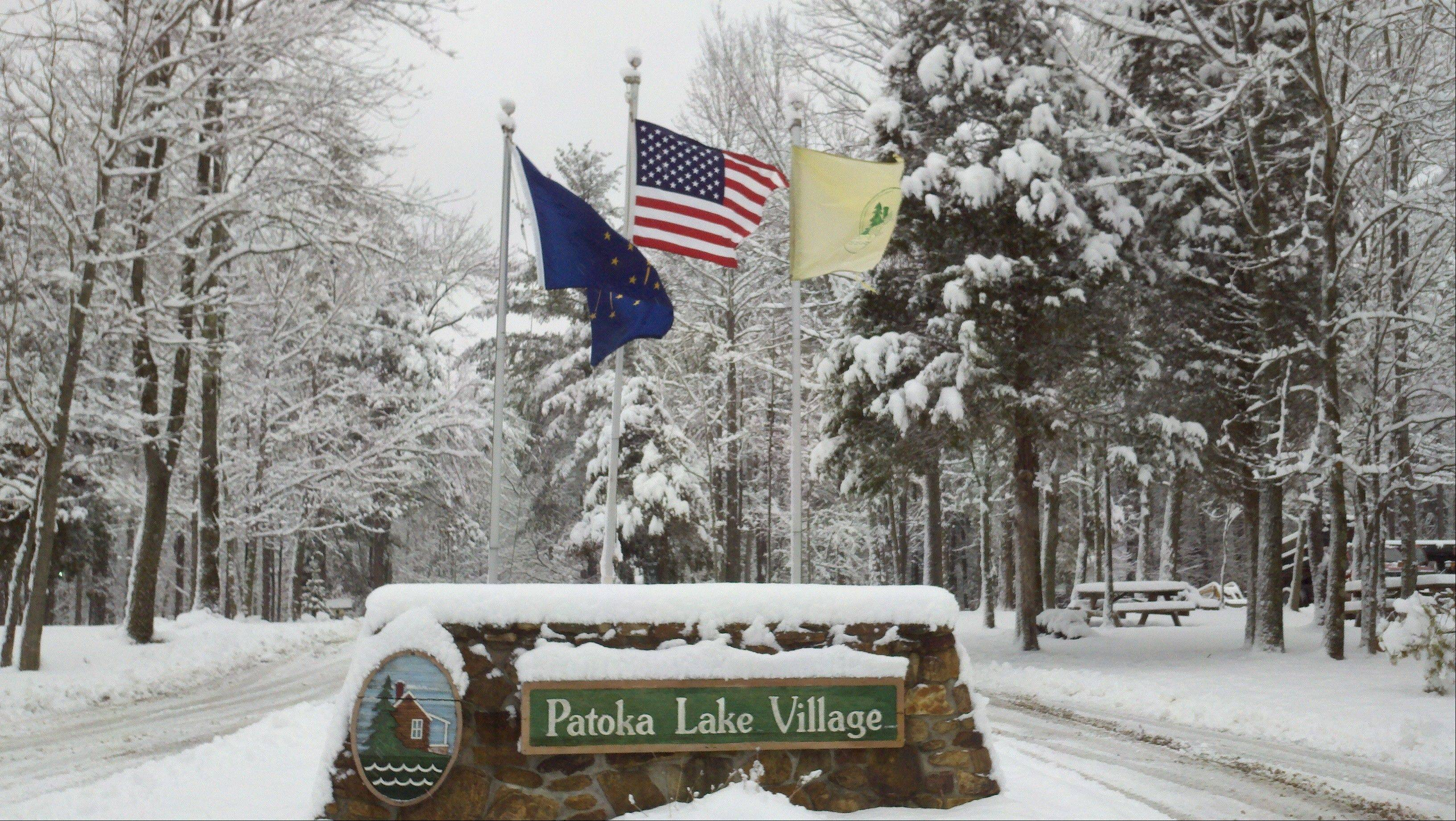 French Lick Cabins at Patoka Lake Village in southern Indiana offer a rustic respite and access to plenty of action, including skiing, boarding and tubing at Paoli Peaks, a multitude of caves and historic French Lick and West Baden hotels.