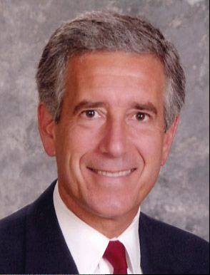 Kane County Board Chairman Chris Lauzen