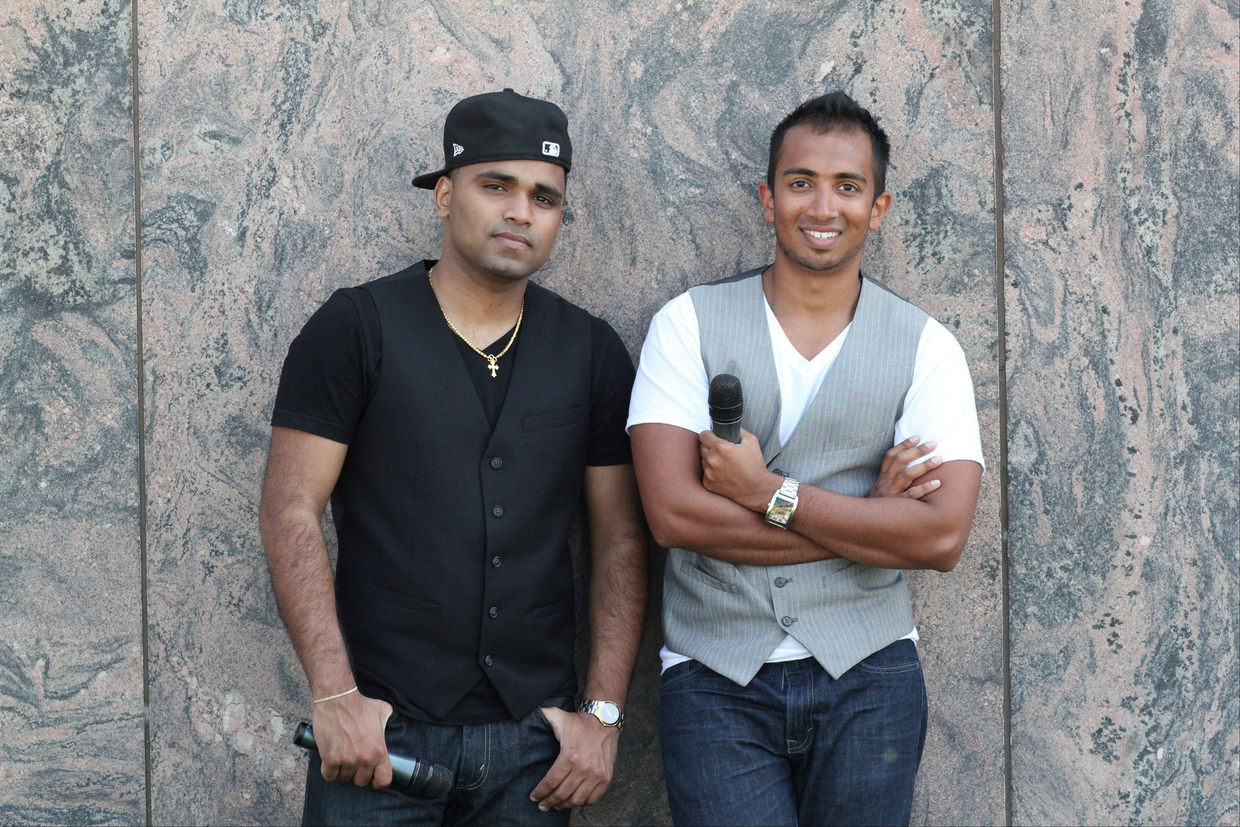 "Sanu John and Shawn Kurian make up the beat-boxing duo iLLest Vocals. As the winners of the 2012 Suburban Chicago's Got Talent competition, iLLest Vocals have a guaranteed audition time with NBC's ""America's Got Talent."""