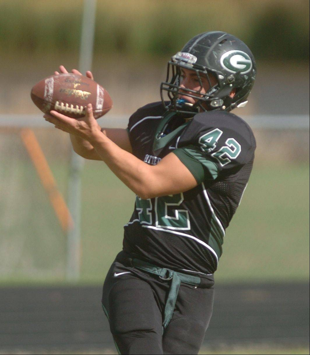Glenbard West would be a perfect fit in the DuPage Valley Conference, but school officials say they have no interest in leaving the West Suburban Conference.