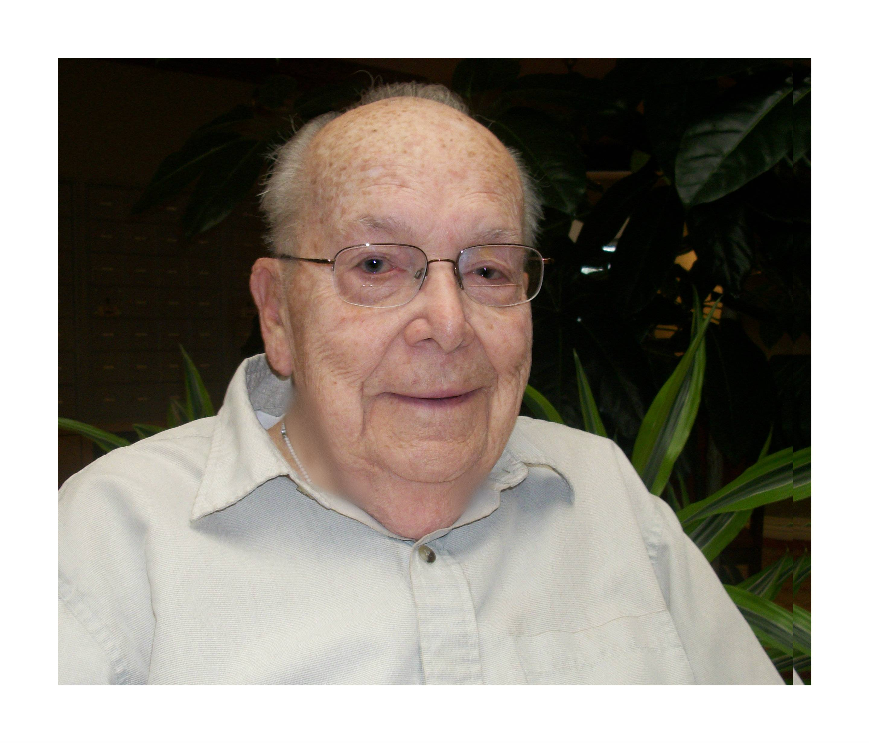 Robert Deitmer participated in Friendship Village's Weather the Winter promotion and has since made it his home.