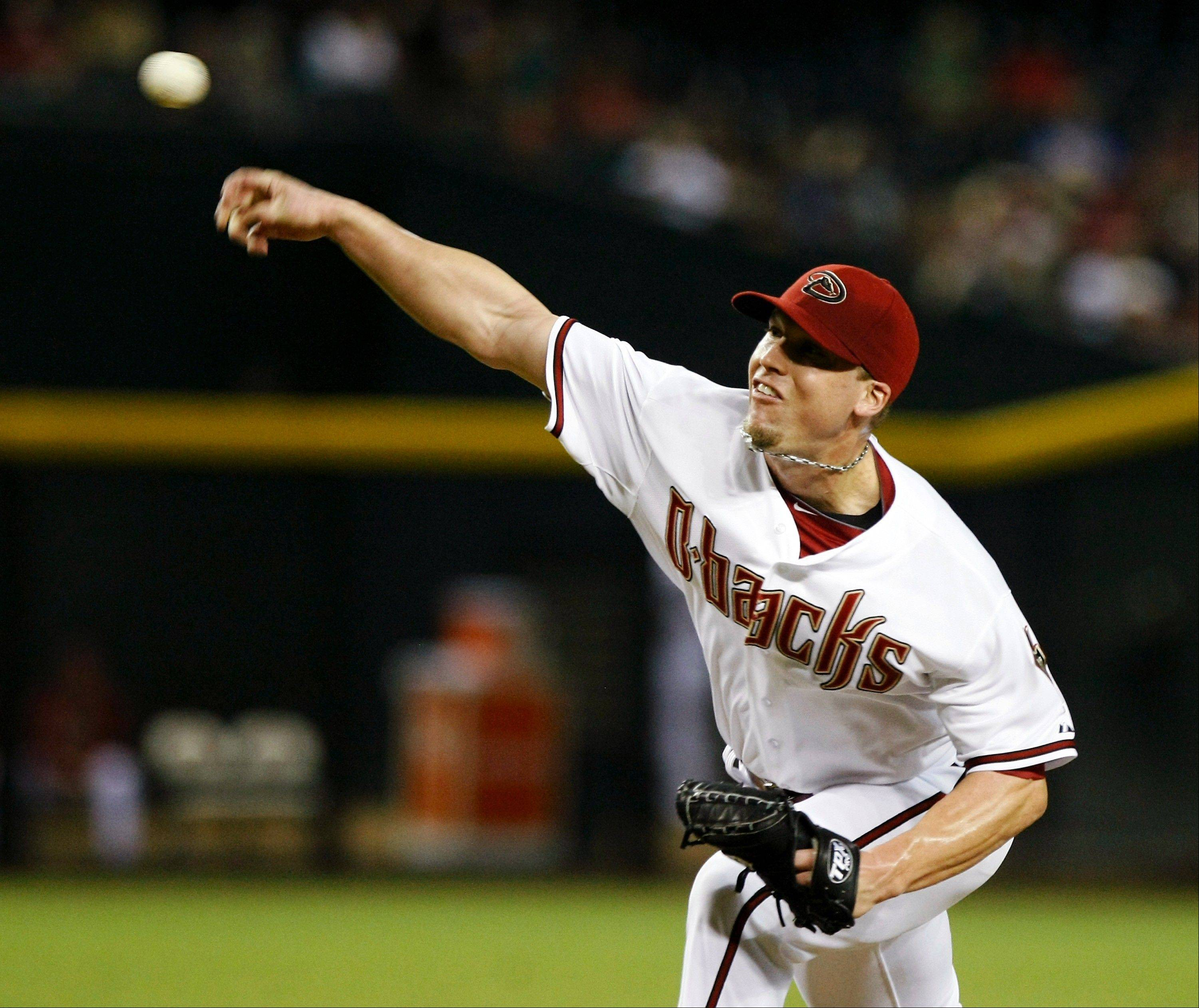Former Arizona Diamondbacks pitcher Matt Lindstrom has agreed to a one-year deal with the White Sox.