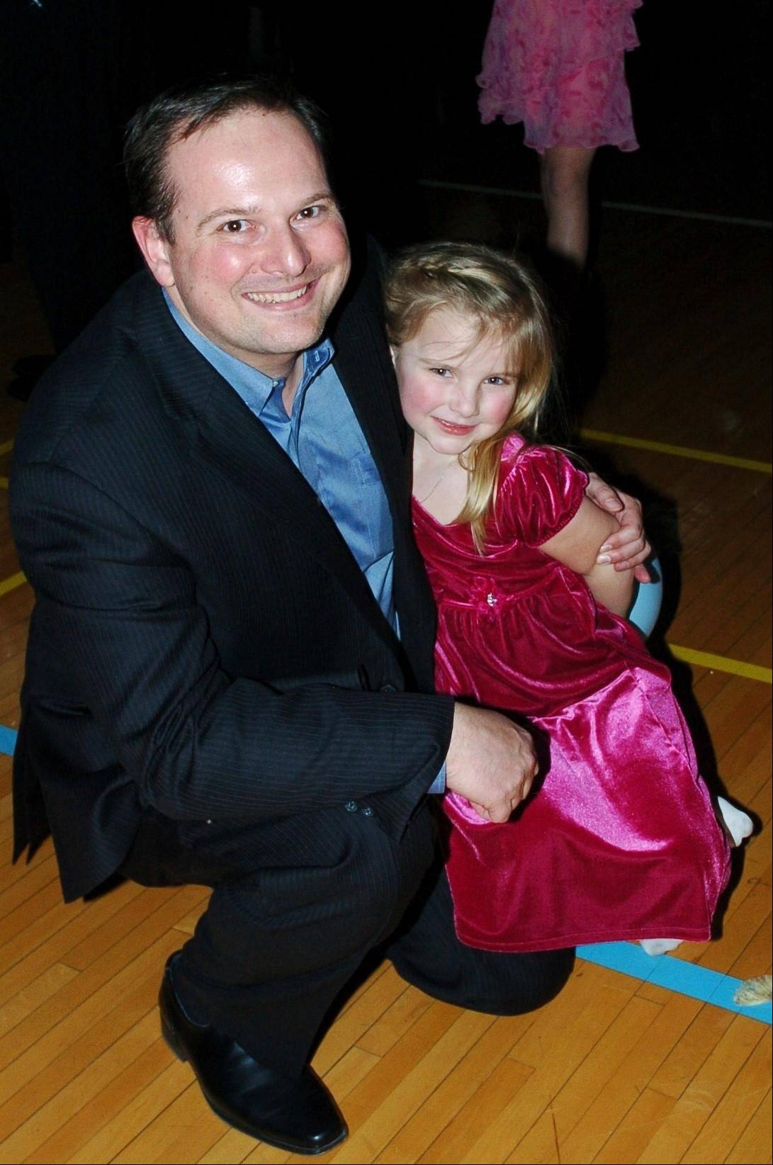 Put on your dancing shoes and come to the Prospect Choral Boosters' annual Daddy Daughter Dance from 7 to 9 p.m. Saturday, Feb. 9, in the Prospect High School field house, 801 W. Kensington Road, Mount Prospect.