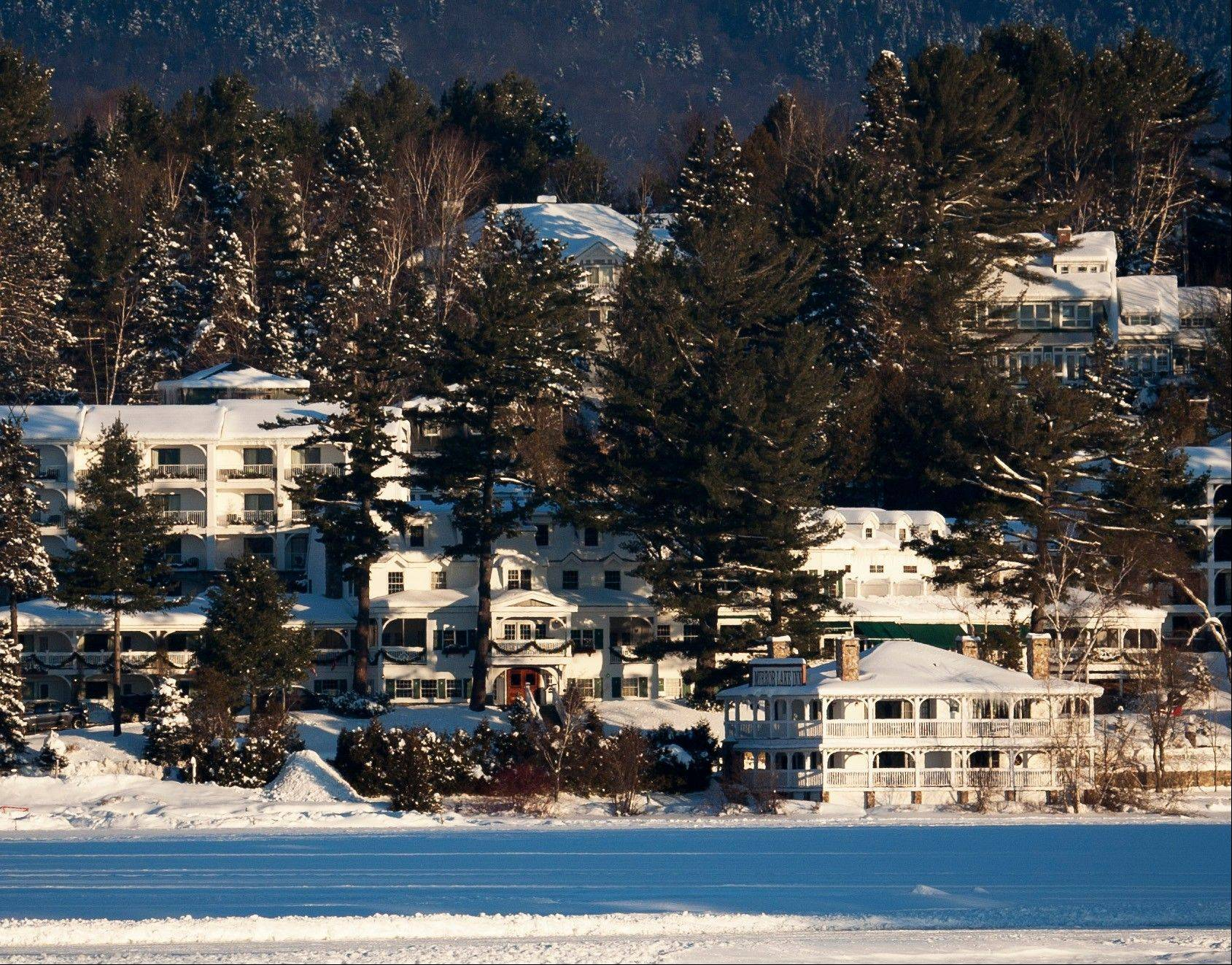 Mirror in Lake Placid is known for excellent hospitality and has received numerous awards.