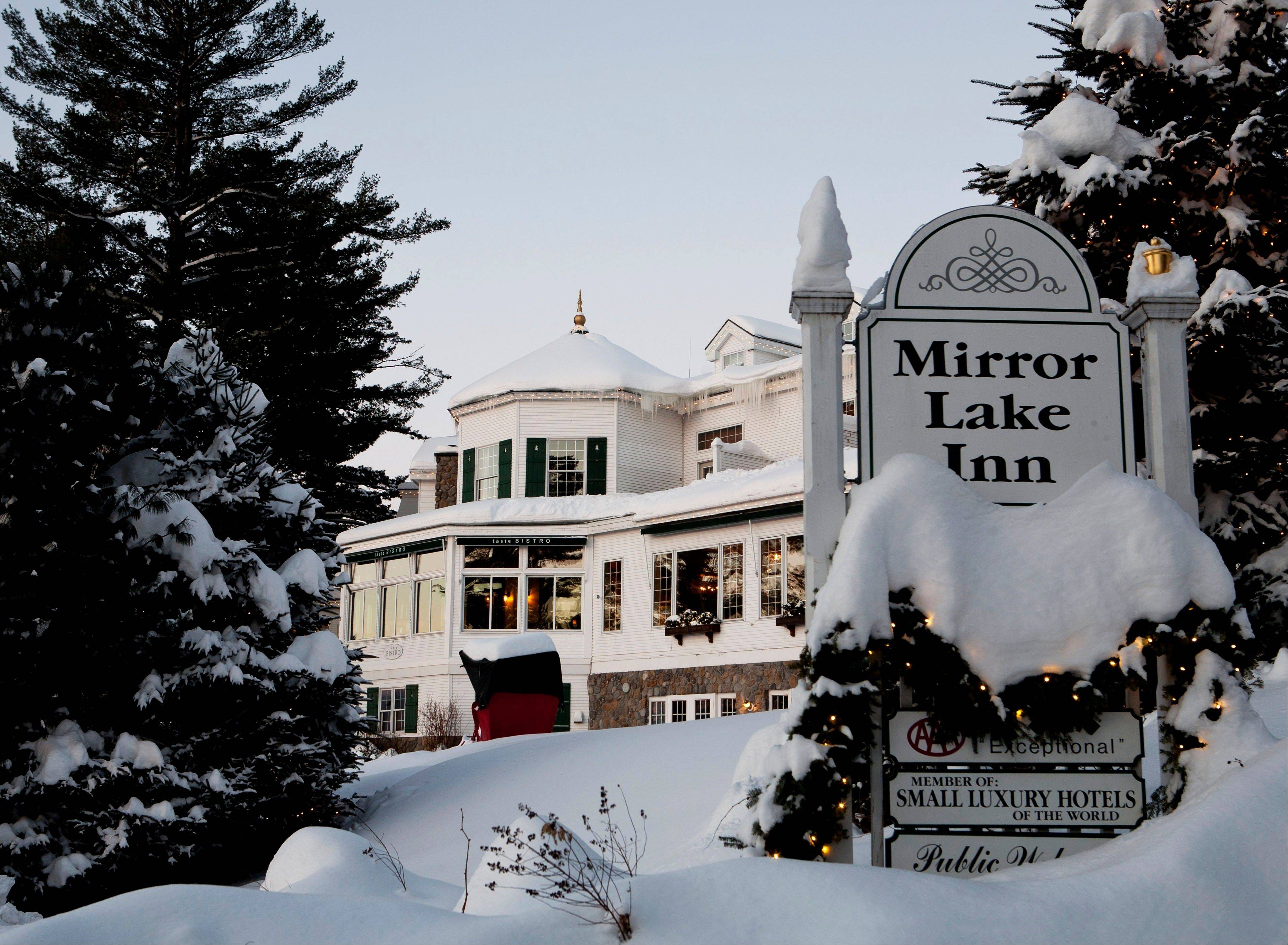 Mirror Lake Inn was founded in the 1920s as Mir-a-Lac and was renamed Mirror Lake Inn in 1933.