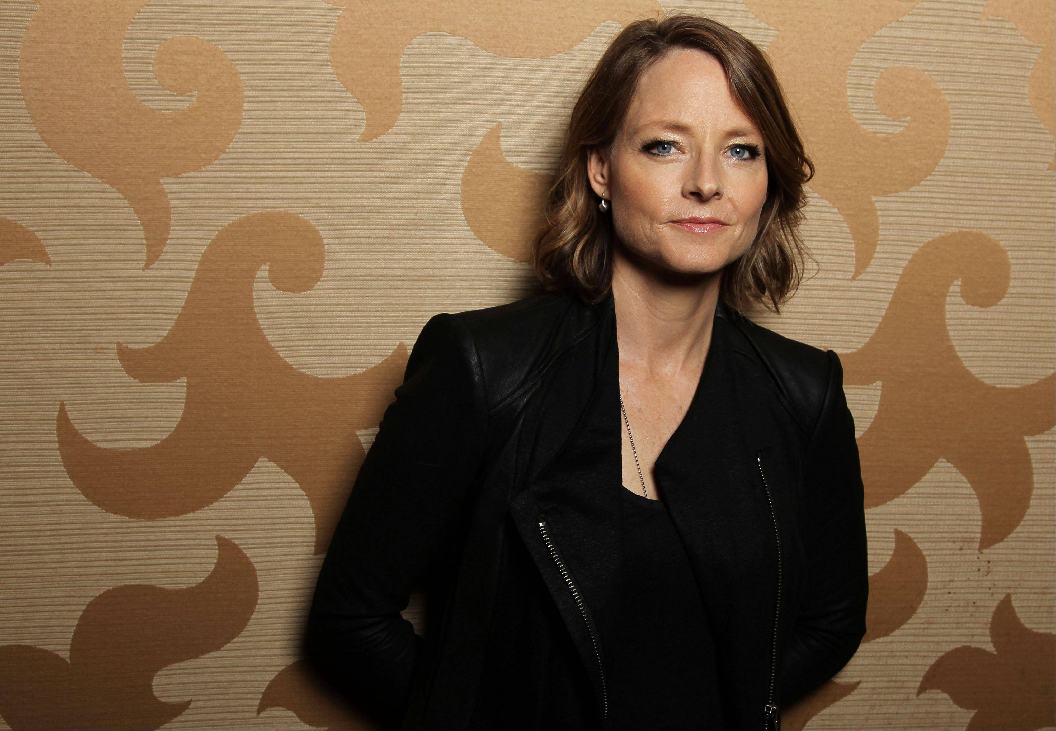 Actress, Jodie Foster is famous for the strong screen persona and versatile talent she�s displayed over her 47 years as an actress.