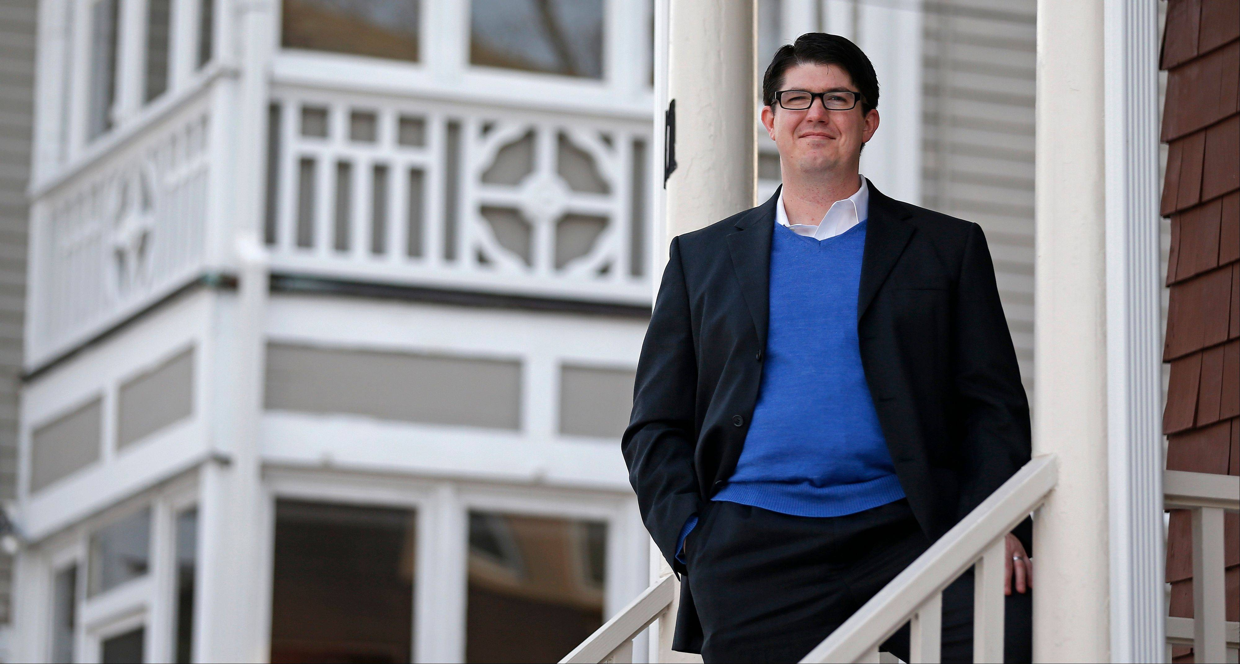 Business developer Robert Schultz is a Boston-area startup business consultant who got his MBA in 2008, when the economy was tanking. Yet he was able to find coverage when he graduated and hang on to his insurance through job changes since.