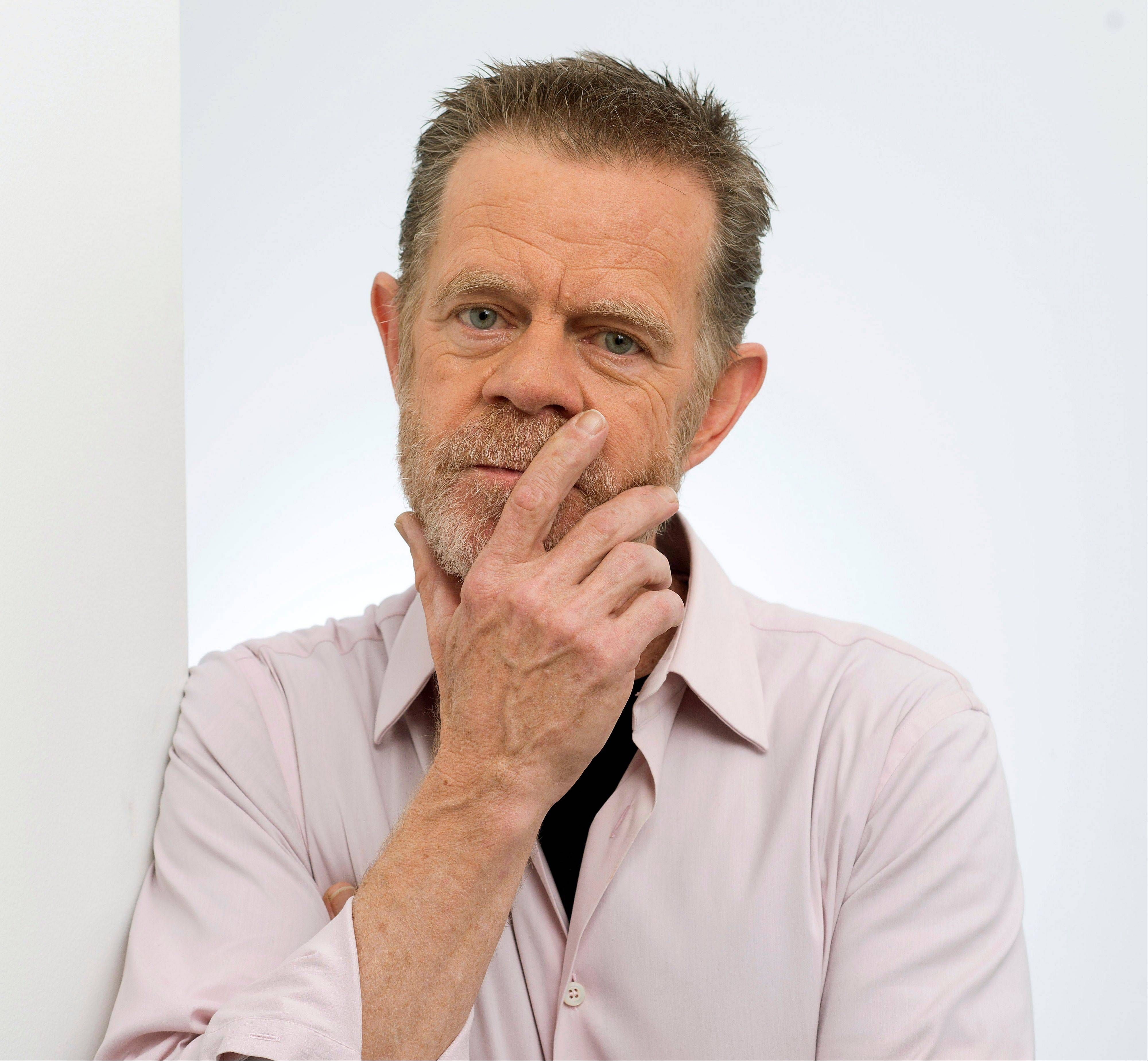 "The hair may be shorter, but actor William H. Macy's character hasn't changed in the Showtime television series ""Shameless."""