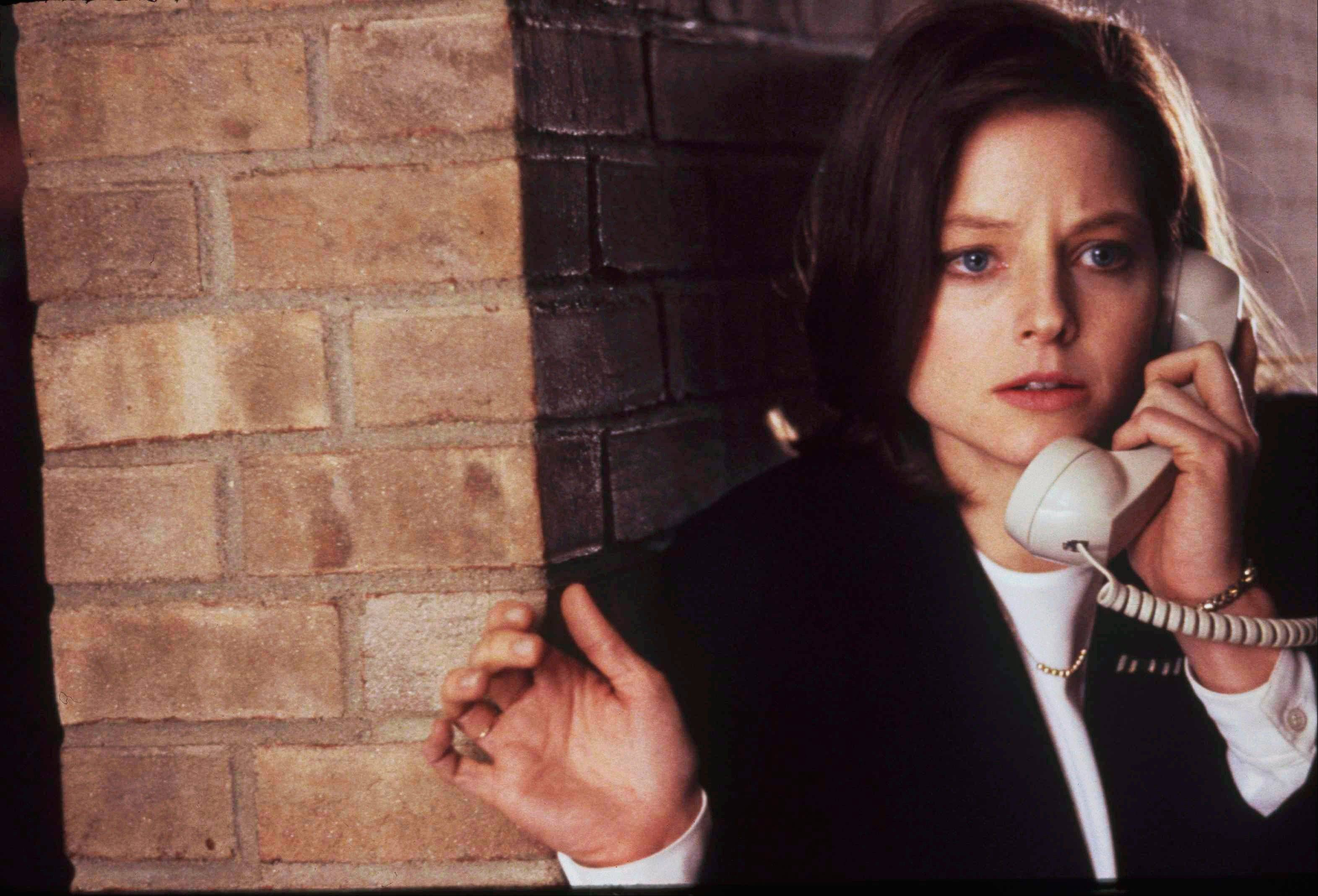 "Jodie Foster won an Oscar for her performance in the film ""The Silence of the Lambs."""