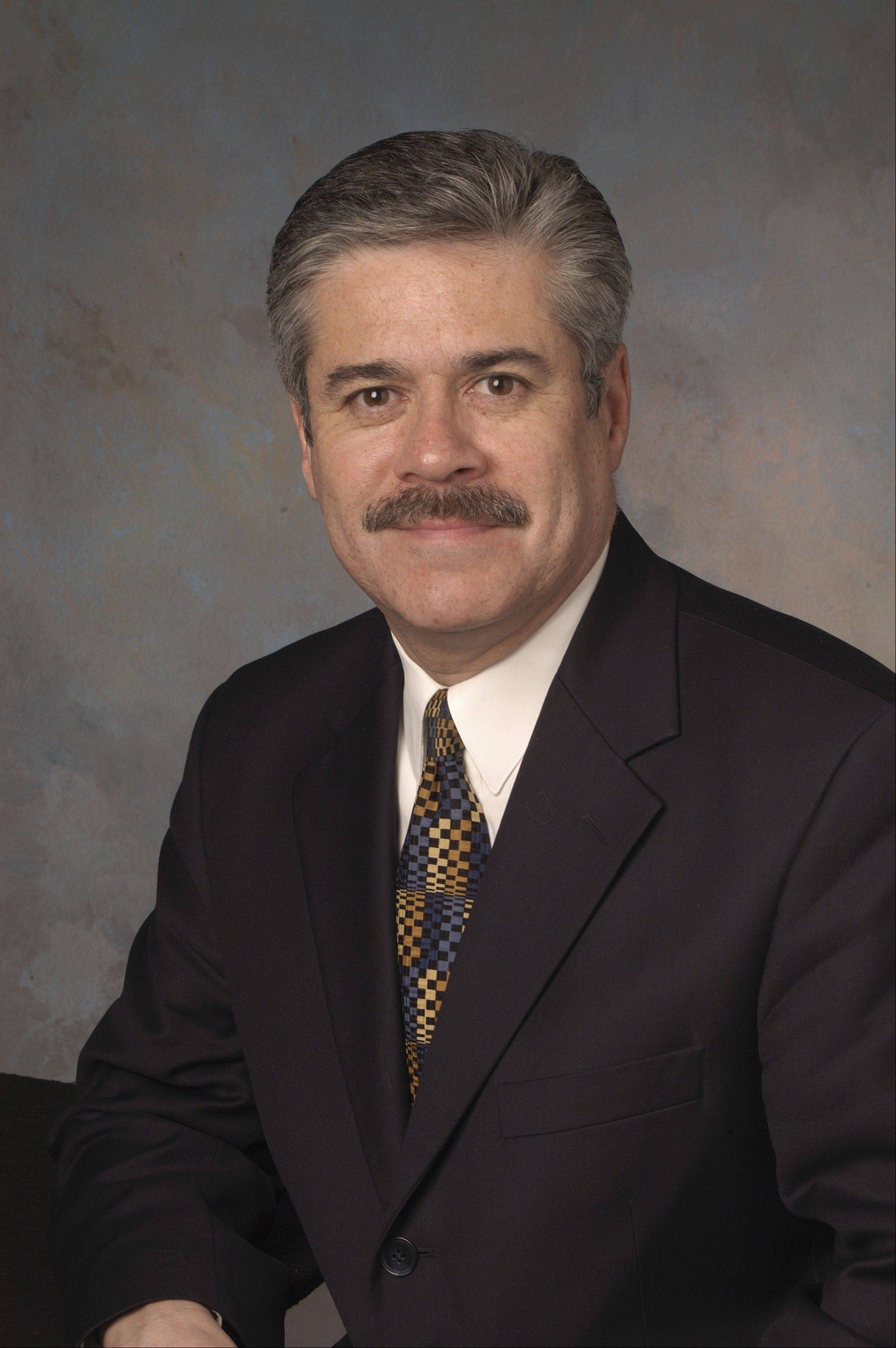 Democratic State Rep. Fred Crespo of Hoffman Estates