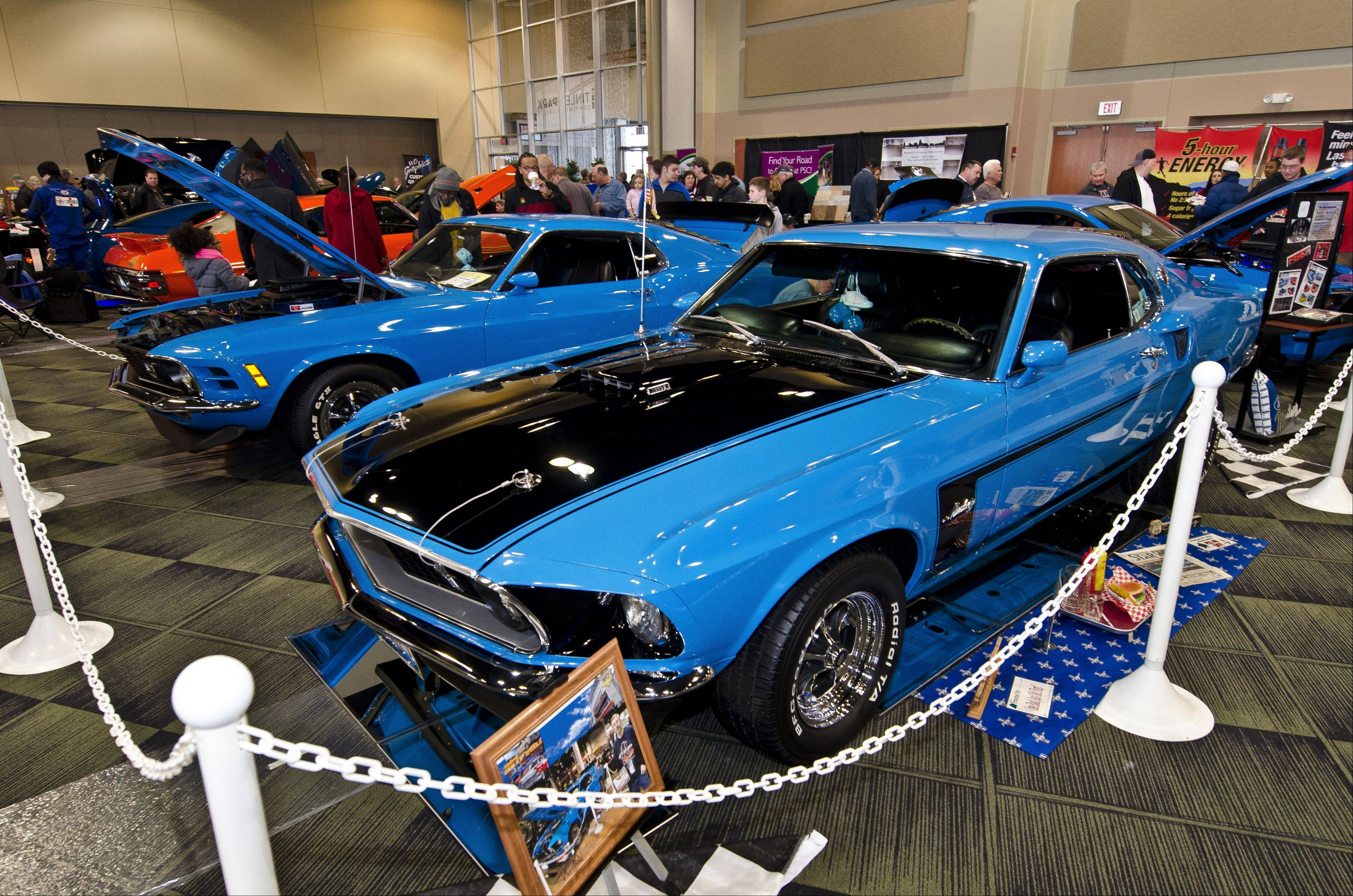 Jim Scott wasn't a Ford-loving guy when he came across his 1969 Mustang Mach 1.