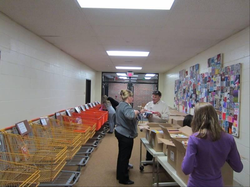 Elk Grove Village Township Food Pantry