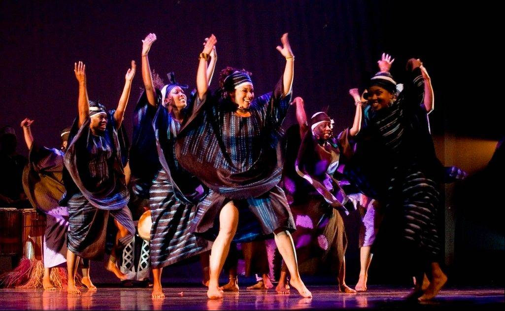 Muntu Dance Theatre of Chicago will perform the eighth annual Black History Family Festival on Saturday, Feb. 2 at Gail Borden Public Library in Elgin.