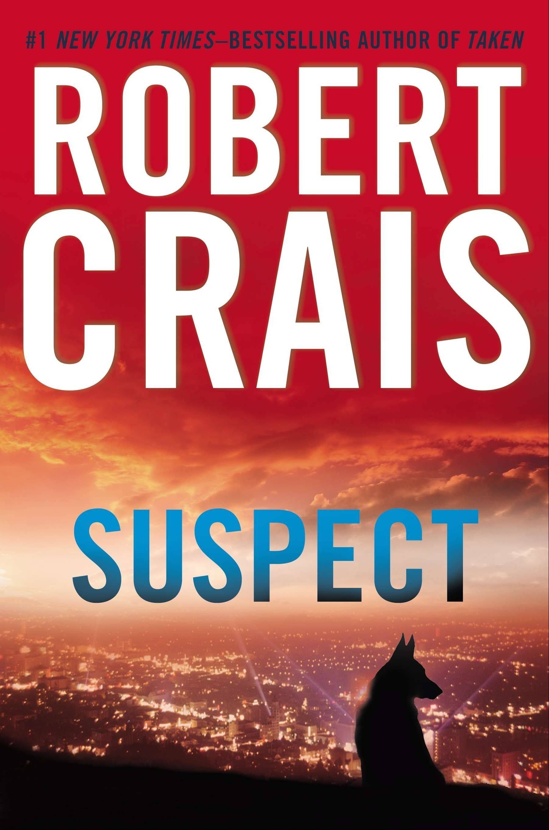 """Suspect"" by Robert Crais"