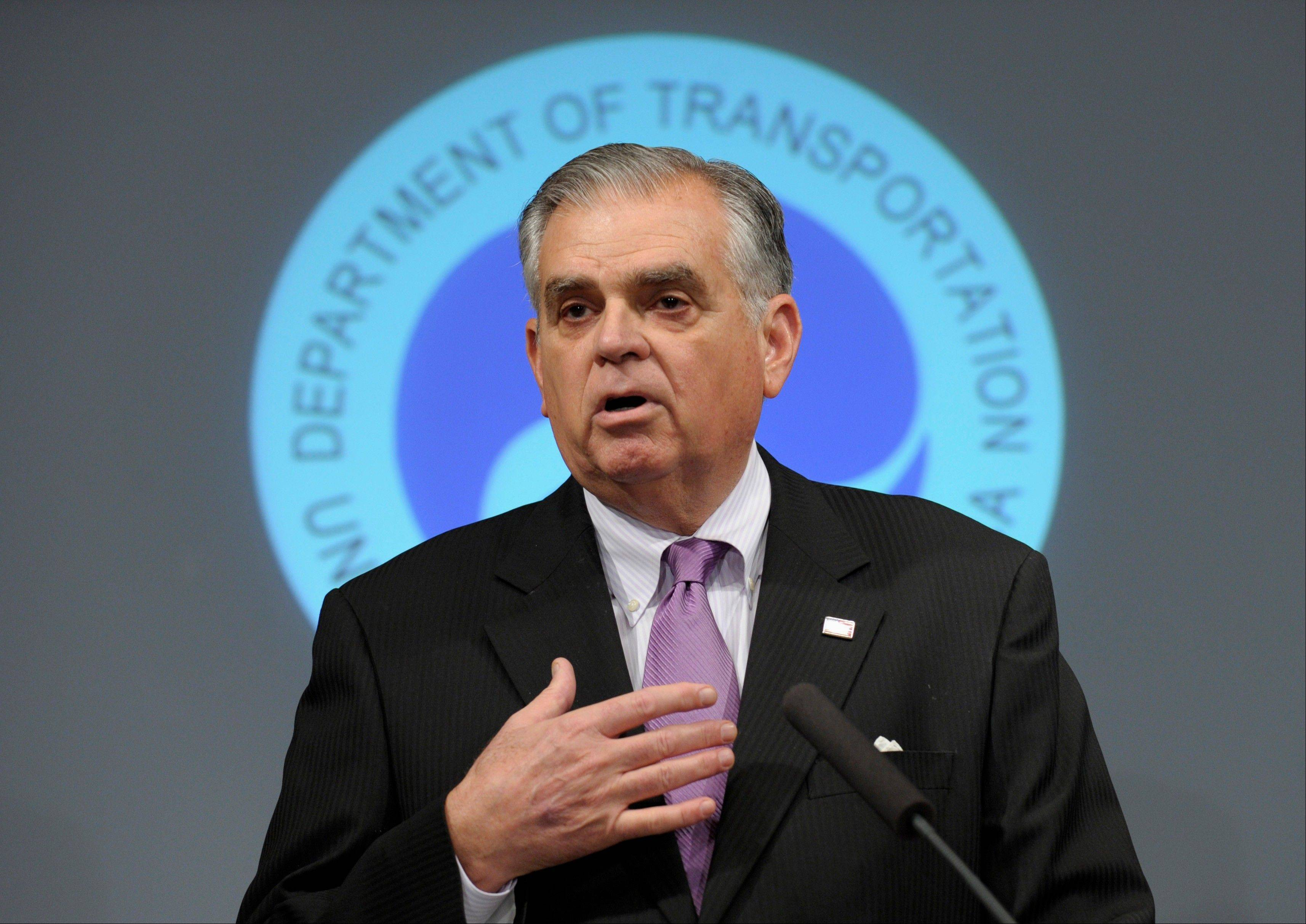 Transportation Secretary Ray LaHood, the only remaining Republican member of President Barack Obama�s first-term Cabinet, is leaving the Obama administration.