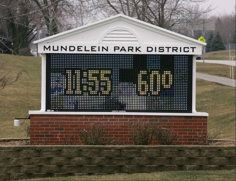 Mundelein Park District Pool The Mundelein Park District