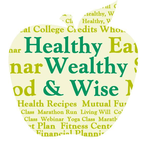 Healthy, Wealthy & Wise, a community-wide initiative coordinated by the Naperville Public Library