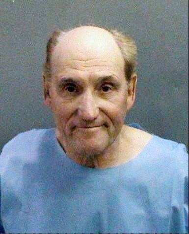 Stanwood Fred Elkus, 75, was arrested in the killing of Dr. Ronald Franklin Gilbert, 52, of Huntington Beach at the medical office in Orange County on Monday Jan. 28,2013.