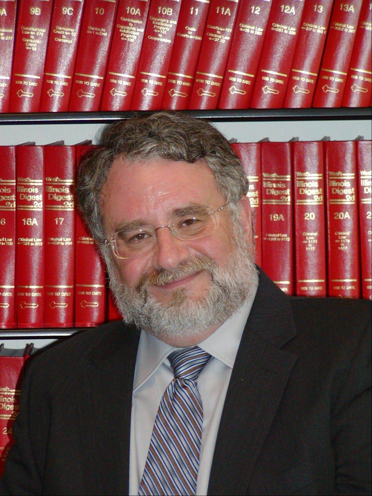 Scott Slonim, public defender