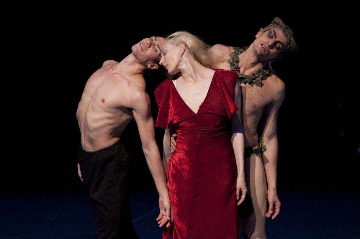 "Hamburg Ballet makes its Chicago debut with the new ballet ""Nijinsky."""