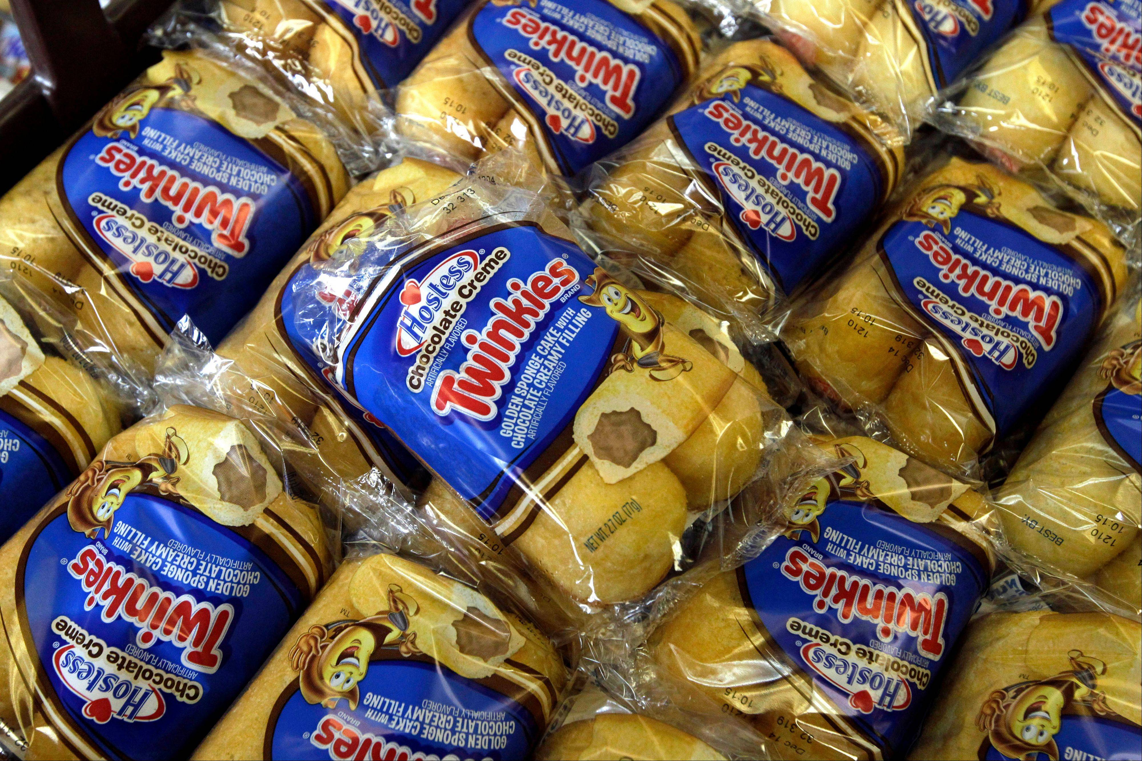 Hostess has picked a lead bidder for its famous Twinkies.