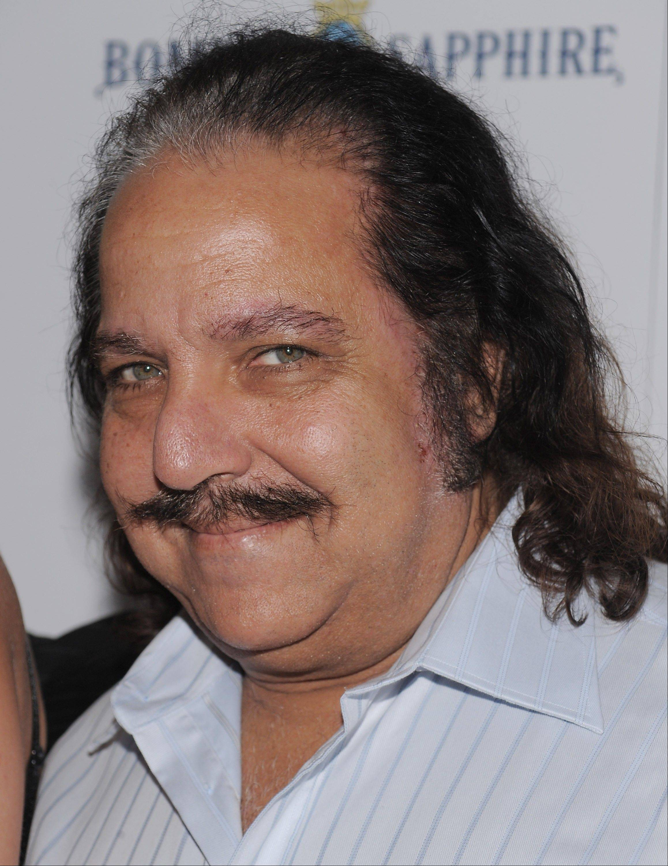 Adult film star Ron Jeremy is recovering from surgery at a Los Angeles hospital after an aneurysm near his heart sent him to intensive care.