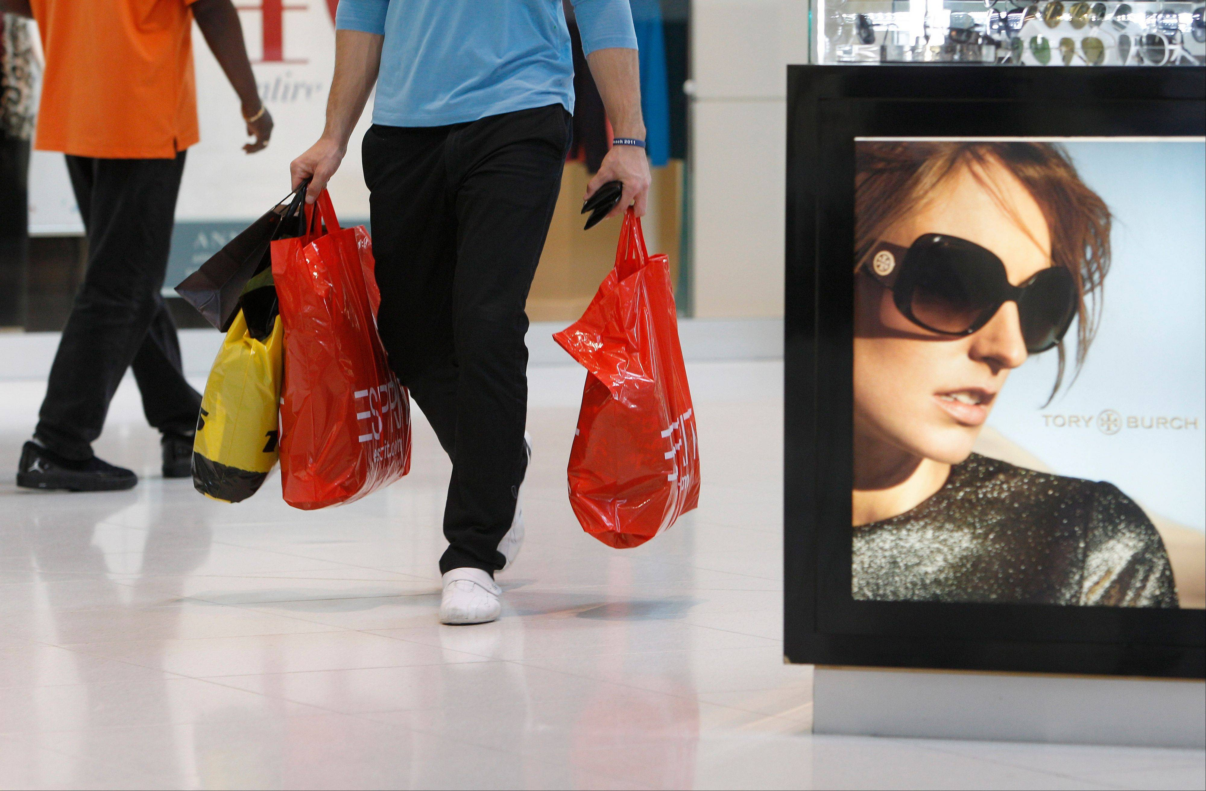 Consumer spending in the U.S. climbed in December as incomes grew by the most in eight years, a sign the biggest part of the economy was contributing to the expansion as the year drew to a close.