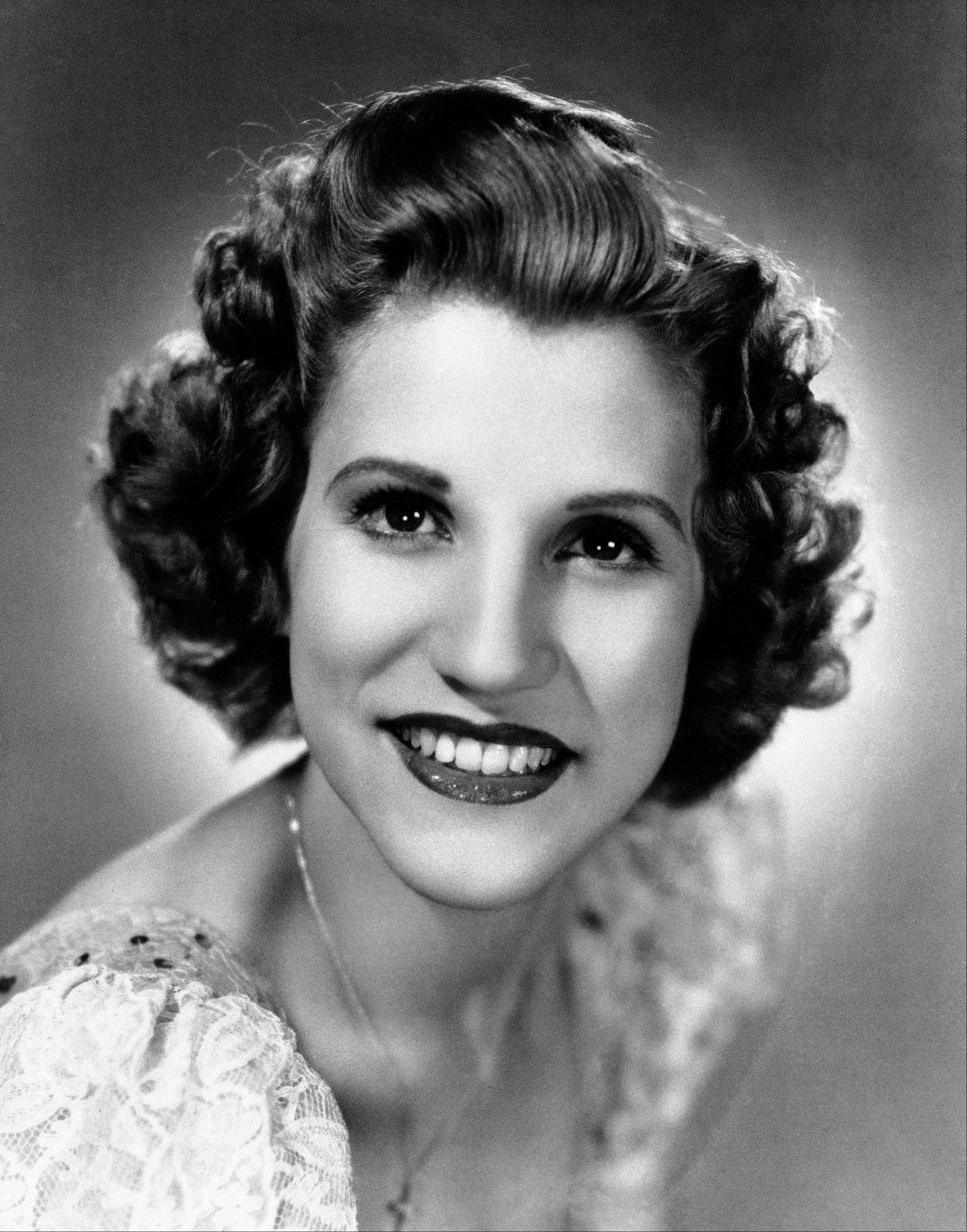 Singer Patty Andrews, the last survivor of the three singing Andrews sisters, died in Los Angeles at age 94.