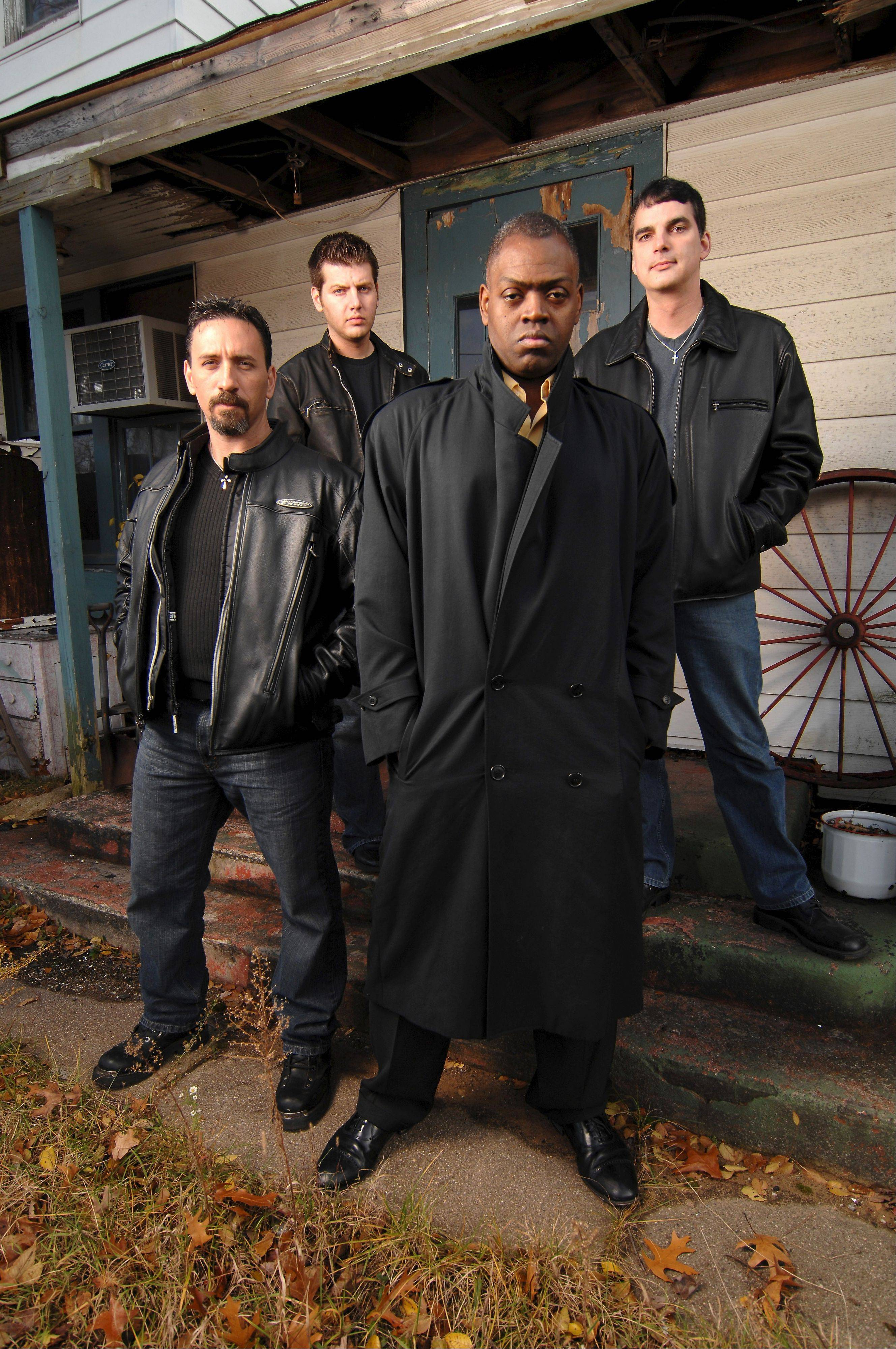 The blues/rock/funk band Howard and the White Boys plays Friday, Feb. 1, at Lincolnshire's Viper Alley.