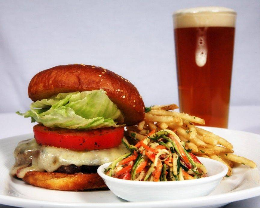 Goose Island pairs up with Pinstripes at a beer dinner on Thursday, Feb. 7.