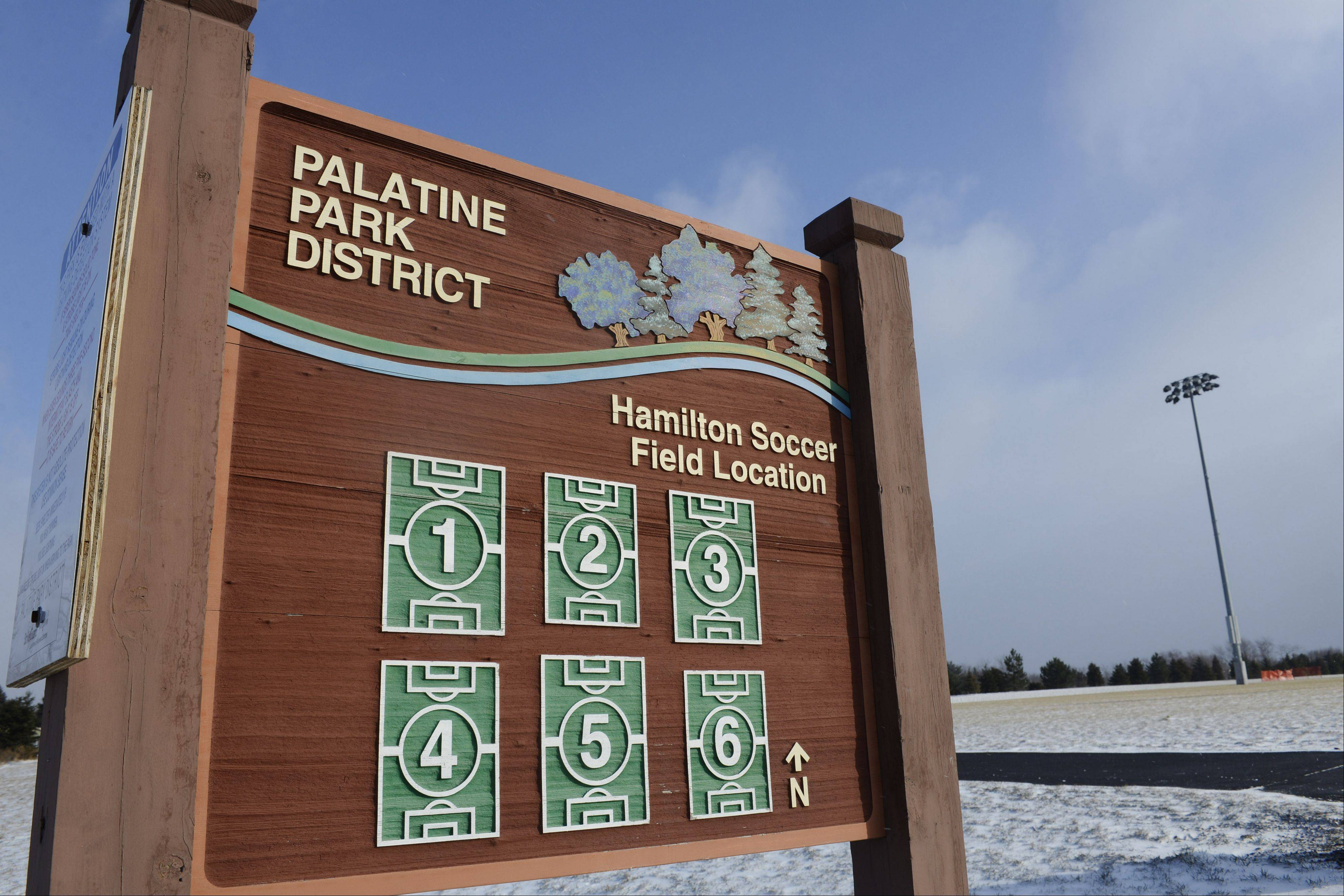 The baseball and soccer fields at Hamilton Reservoir in Palatine will be renamed in honor of Ron Gbur, the former executive director of the Palatine Park District. Among other things, Gbur is credited with the development of the sports fields.
