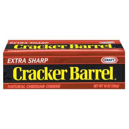 "Northfield-based Kraft Foods is suing Cracker Barrel Old Country Store over the restaurant chain's plans to use the ""Cracker Barrel"" name on packaged ham and bacon."