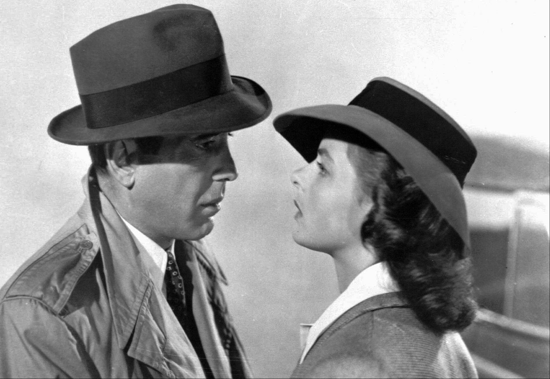 """Casablanca,"" starring Humphrey Bogart and Ingrid Bergman, is included in a new 20-film DVD set of best picture Oscar winners."
