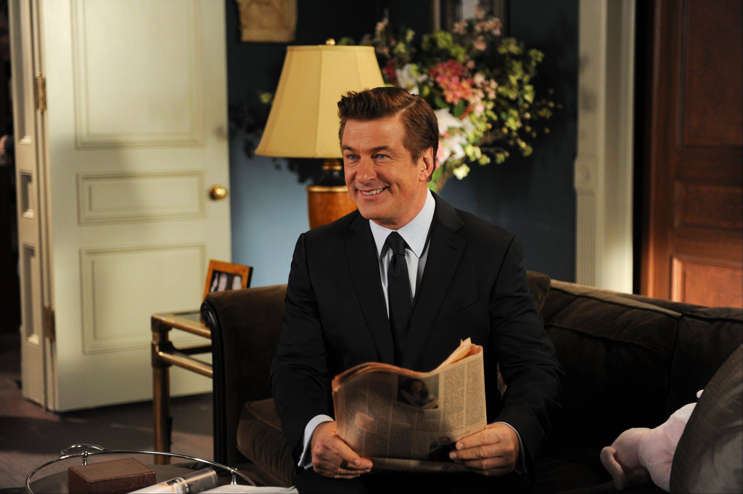 "TV sitcoms like ""30 Rock"" with Alec Baldwin have an uncertain future."