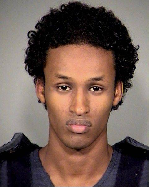 Mohamed Osman Mohamud, a 21-year-old Somali-American, was found guilty on Thursday Jan. 31, 2013, of attempting to bomb a Portland Christmas tree-lighting in November 2010.