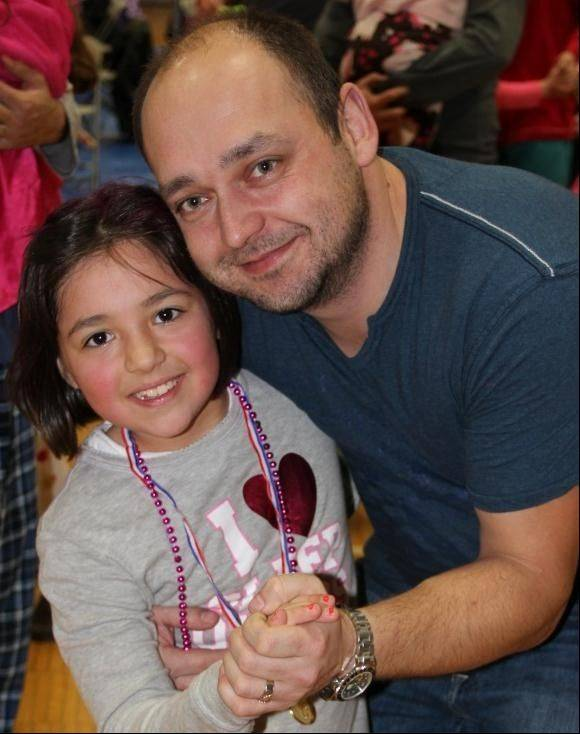 Dads and their daughters can enjoy a night out Saturday, Feb. 16, at the Schaumburg Park District's Dad and Daughter Sweetheart Ball.