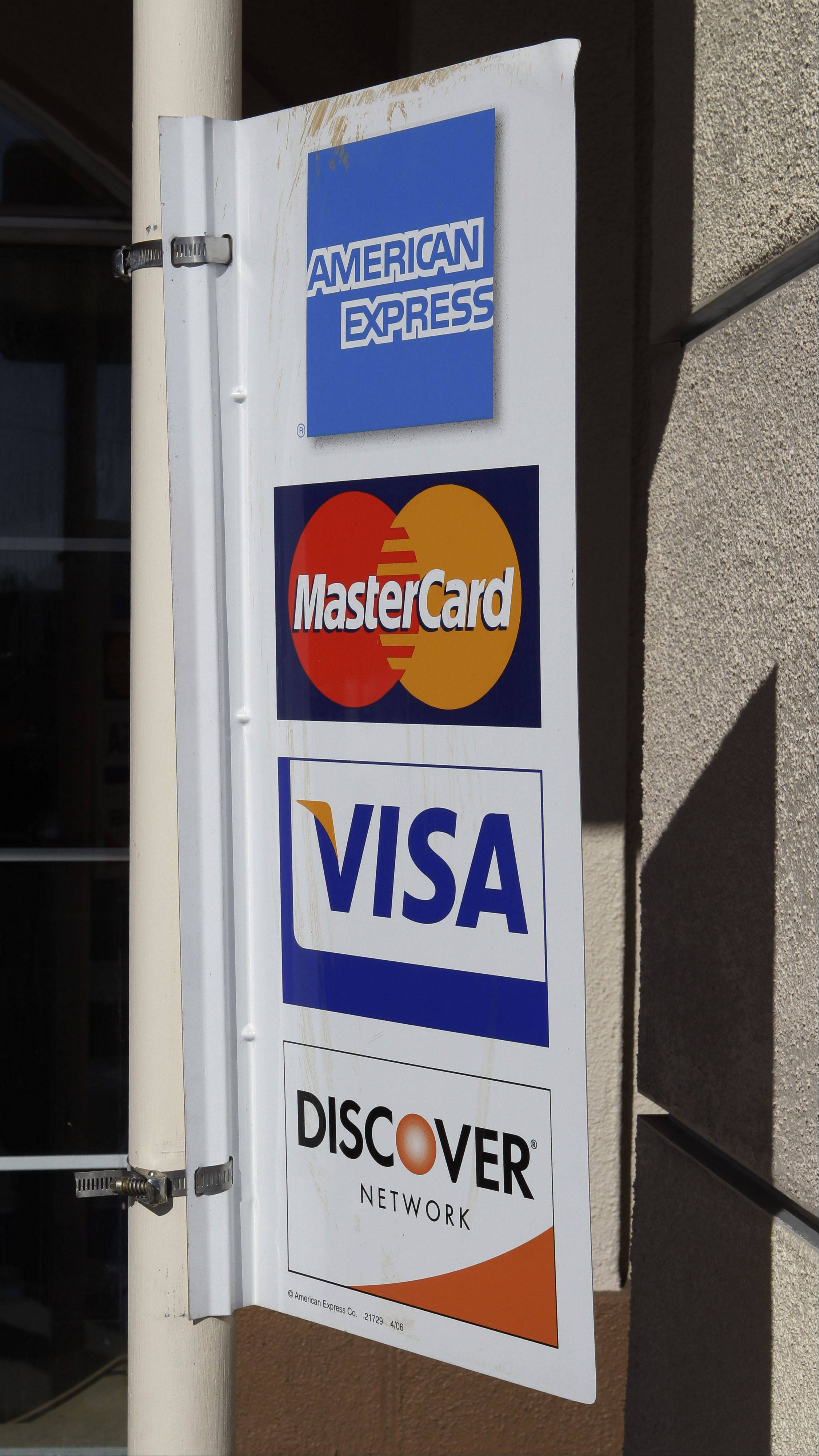 Small retailers say 'No thank you' on credit card fees