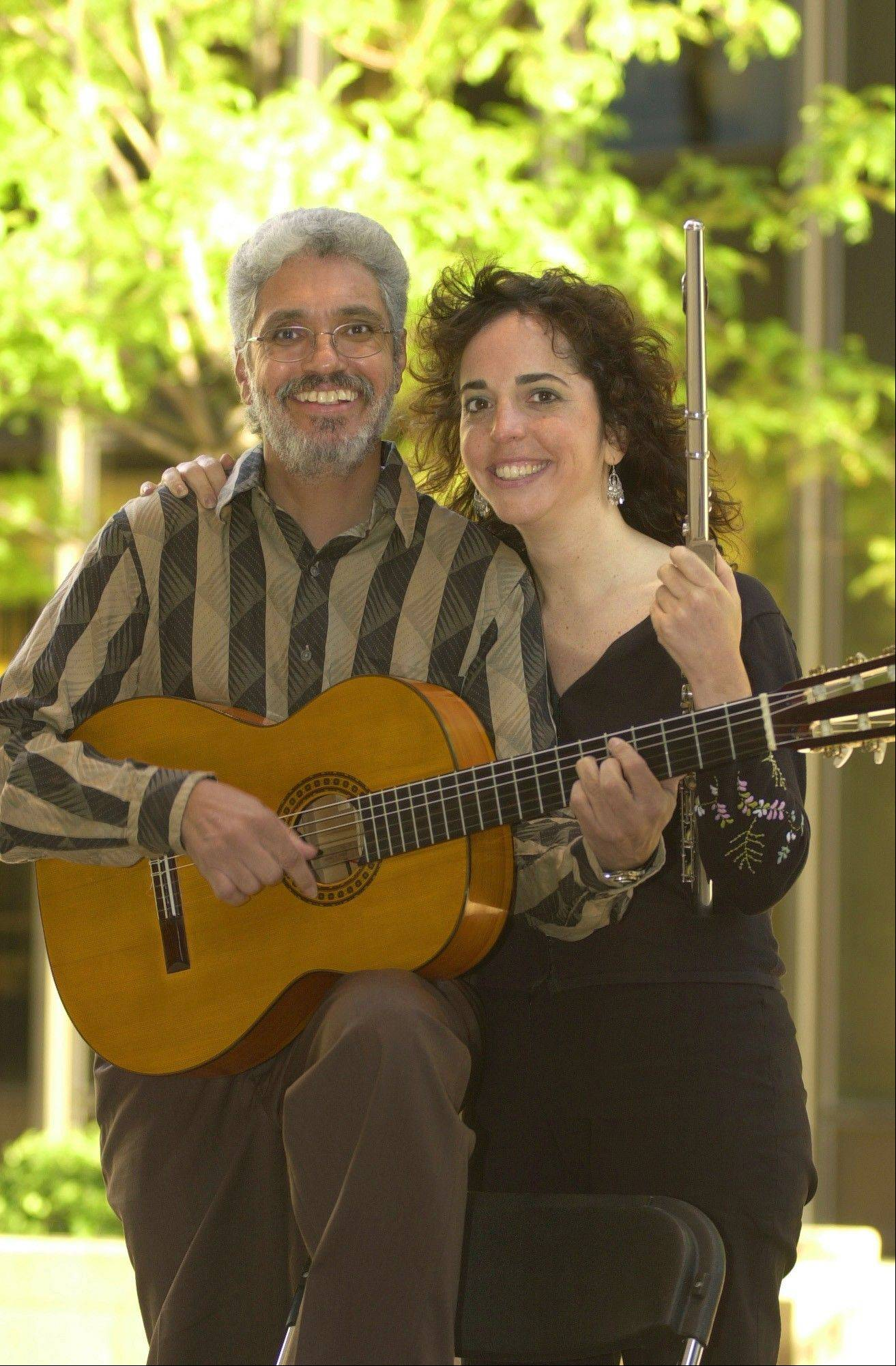 From Latin America with Love is a night of tango, South American music and romance featuring Dois no Choro, at the Richard H. Driehaus Museum on Feb. 7.