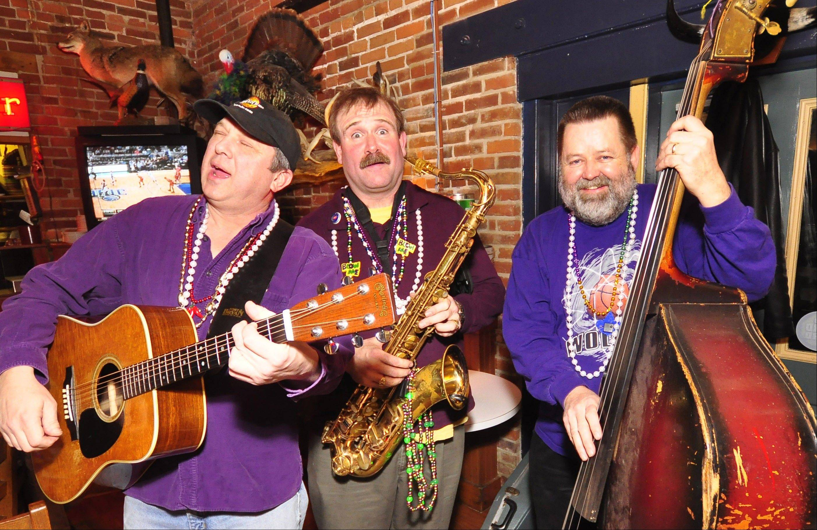 Celebrate Mardi Gras Weekend in Galena with a parade, pub crawl and more Feb. 8-9. Credit: Galena Gazette.