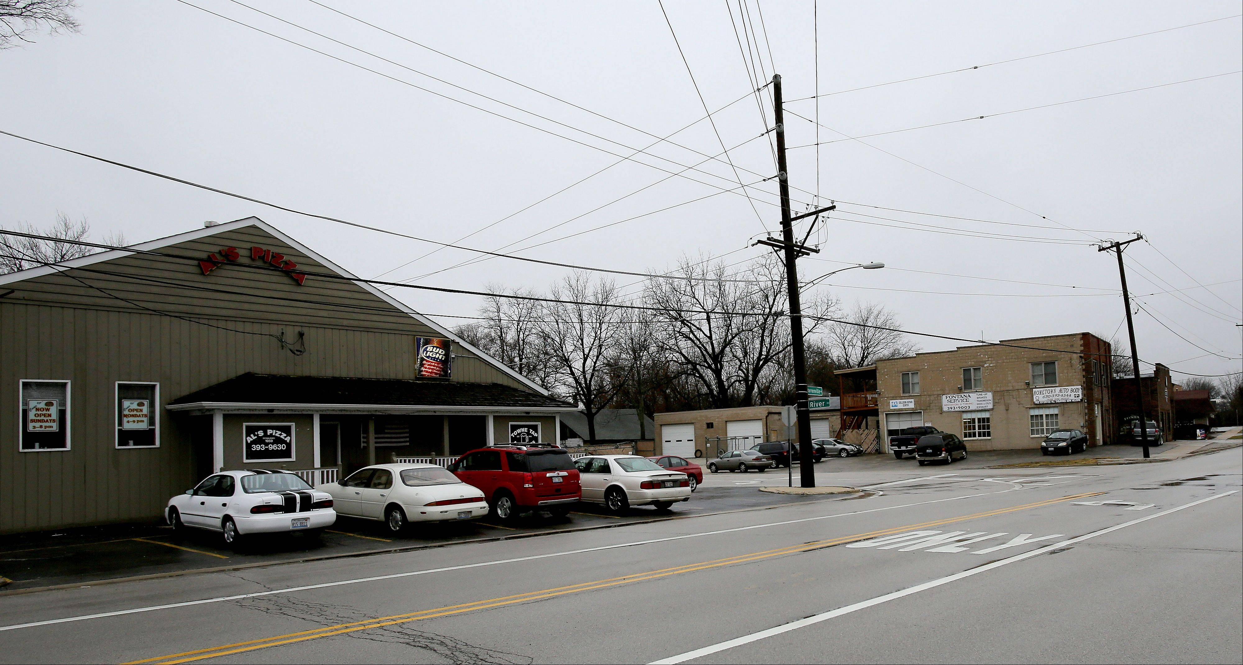 A redevelopment plan Warrenville created has a list of recommendations for the Old Town area. One suggestion is a proposed realignment of the junction of Batavia, Warrenville and River roads into either a roundabout or four-way intersection.
