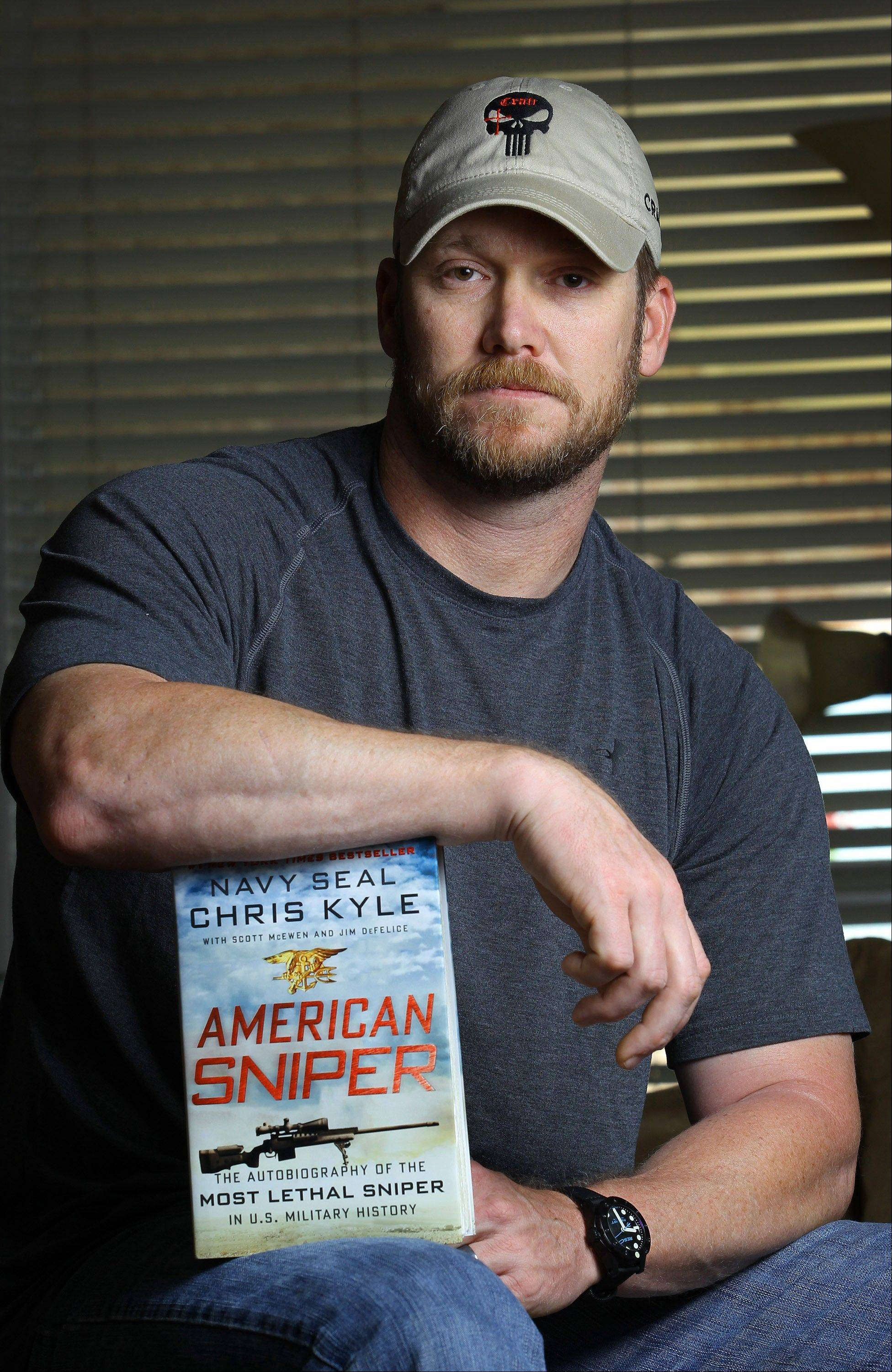 "Chris Kyle, former Navy SEAL and author of ""American Sniper,"" was fatally shot along with another man on a Texas gun range Saturday."