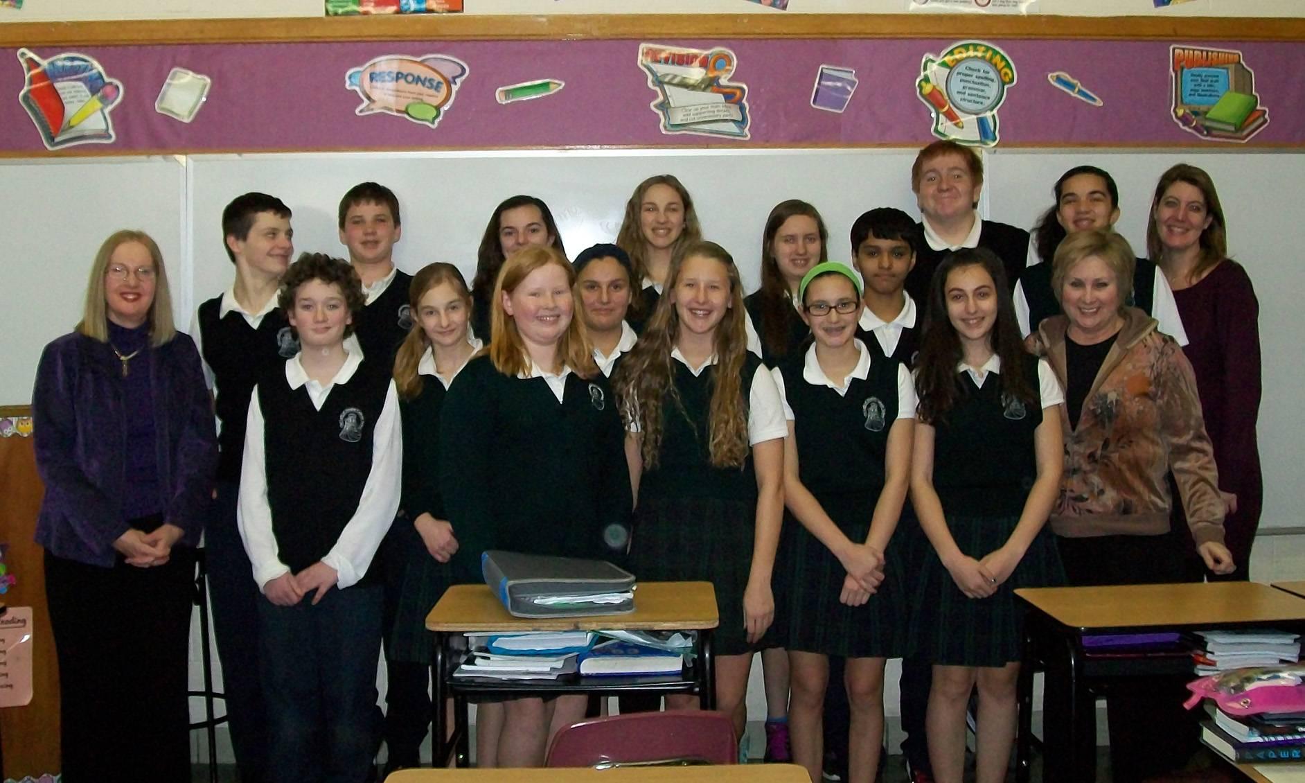 catholic schools week 2010 essay contest