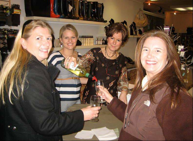 Libertyville's Wine about Winter is celebrating its eighth year.