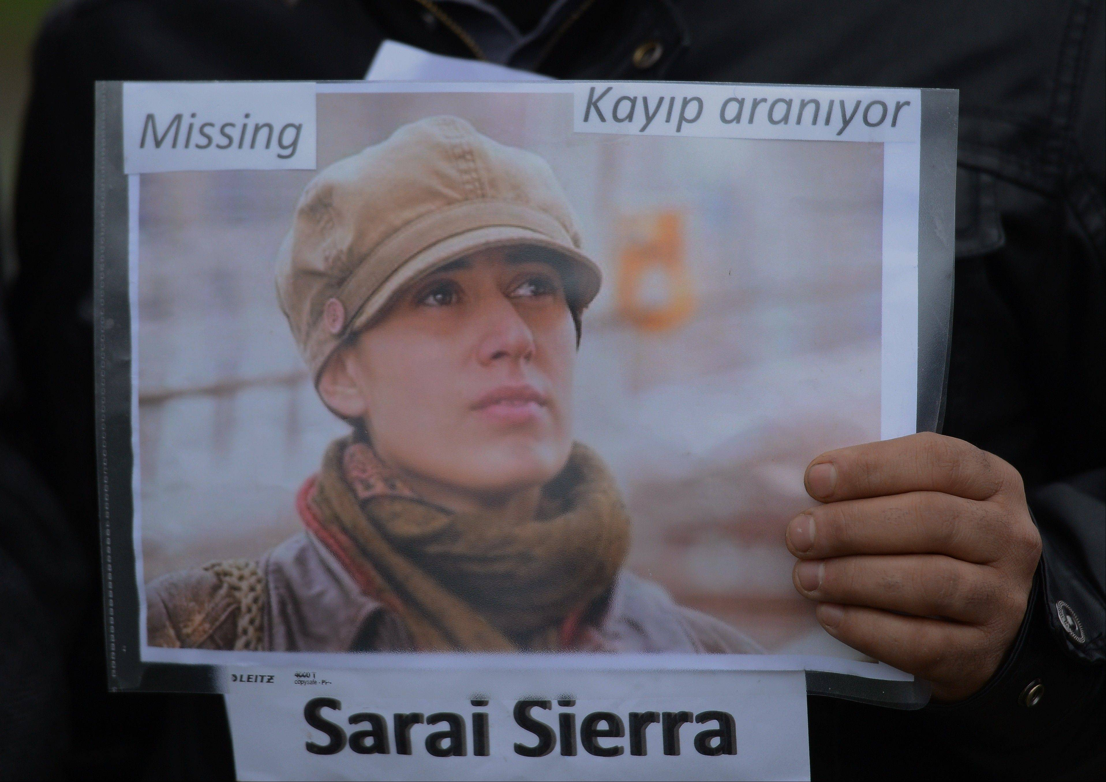 Sarai Sierra, a 33-year-old mother of two from New York City, went missing Jan. 21 while on a solo vacation in Istanbul. Her body was found 12 days later, near the remnants of some ancient city walls.